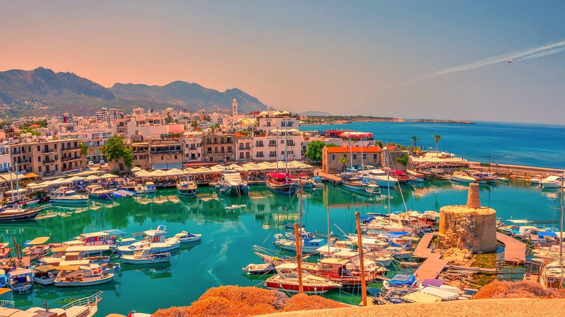 Kipro vaizdai – lyg iš atviruko