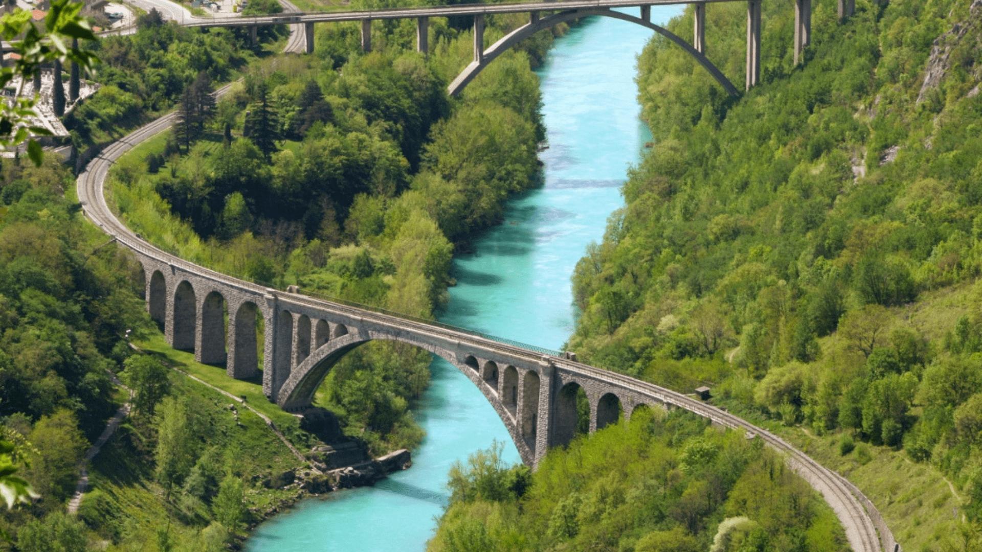 Ko gero gražiausias šalies Tiltas - Solkano tiltas