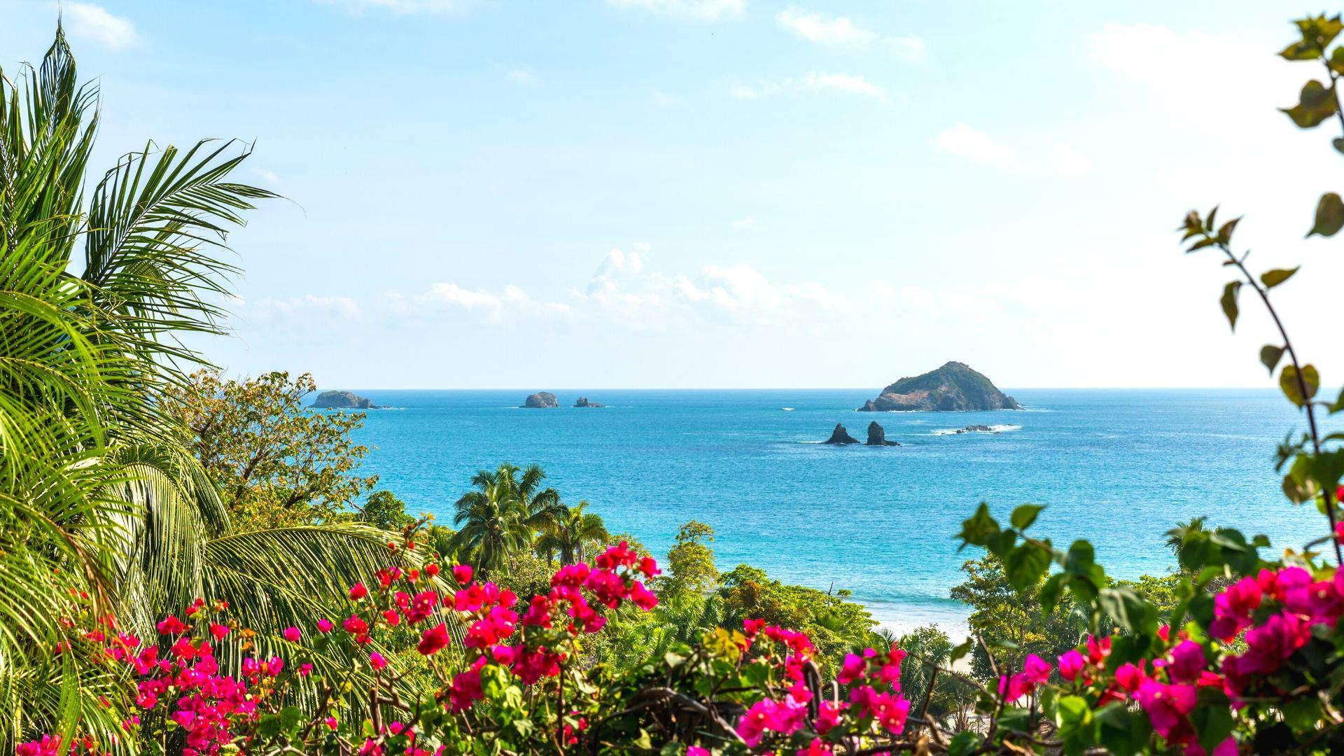 Kosta Rika - įspūdingos gamtos kampelis
