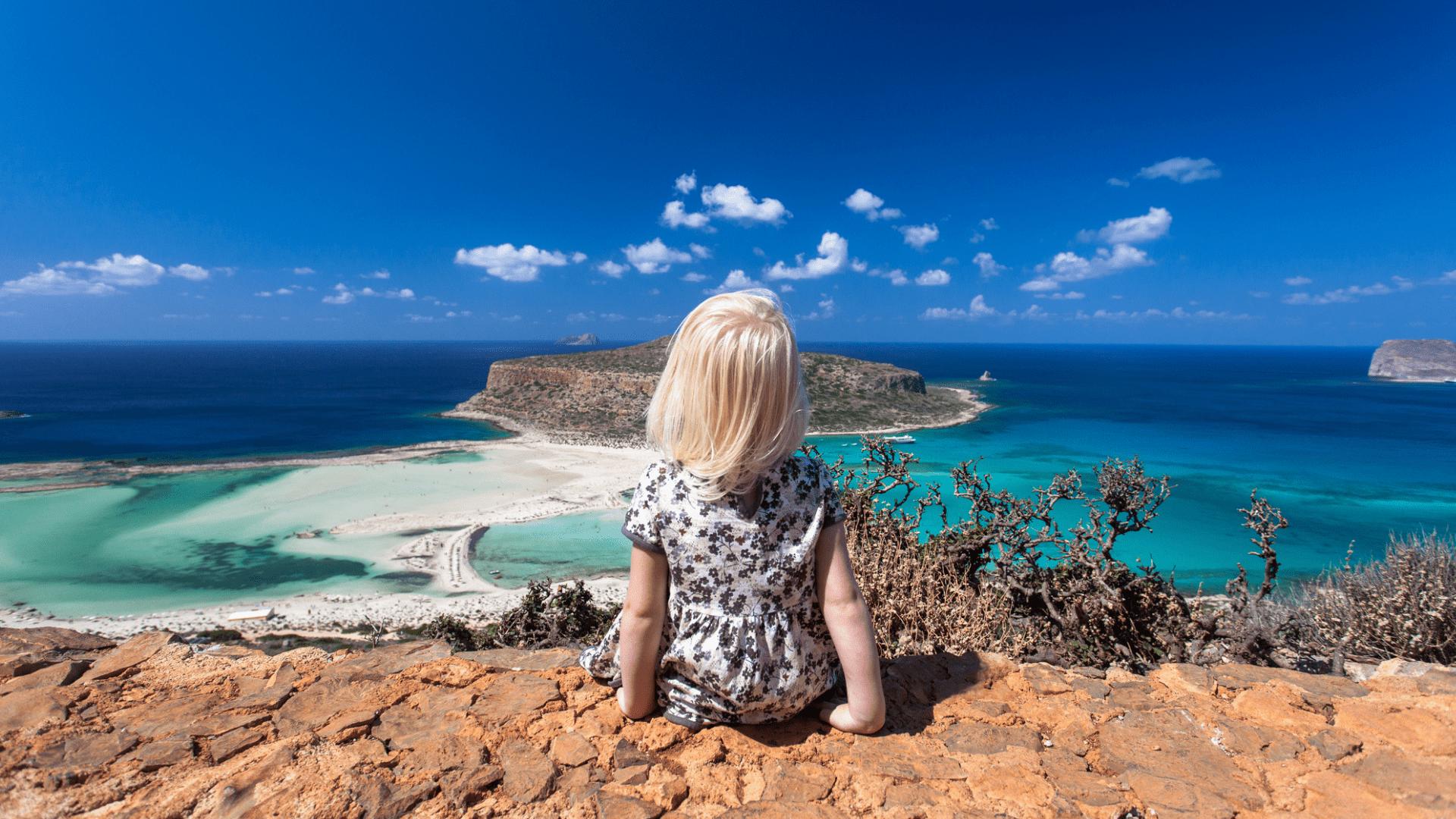 Natūraliu gamtos grožiu kerinti Kreta