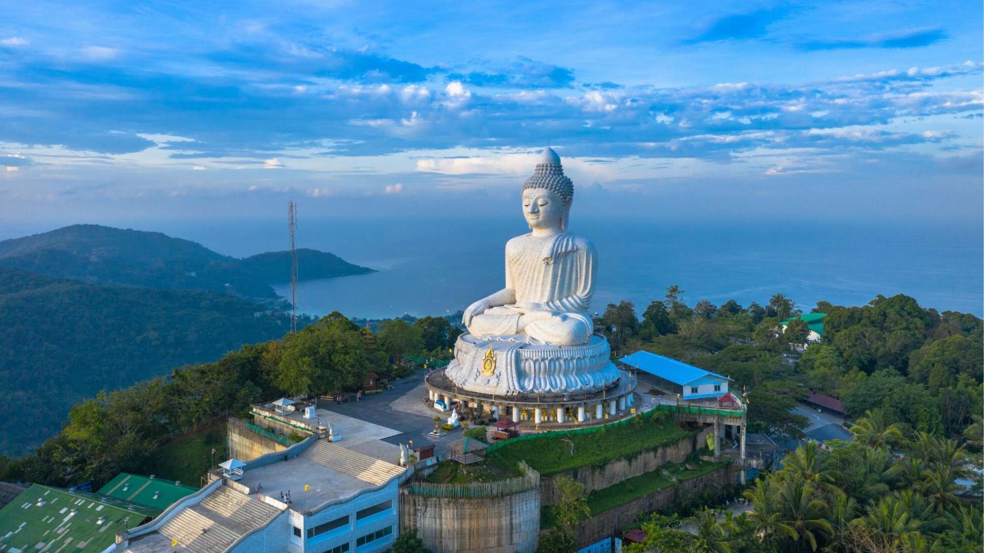 Kruizo Tolimuosiuose Rytuose metu aplankysite Puketo miestą Tailande