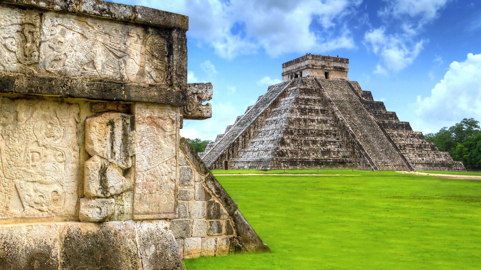 Garsusis Majų palikimas - Kukulkan piramidė