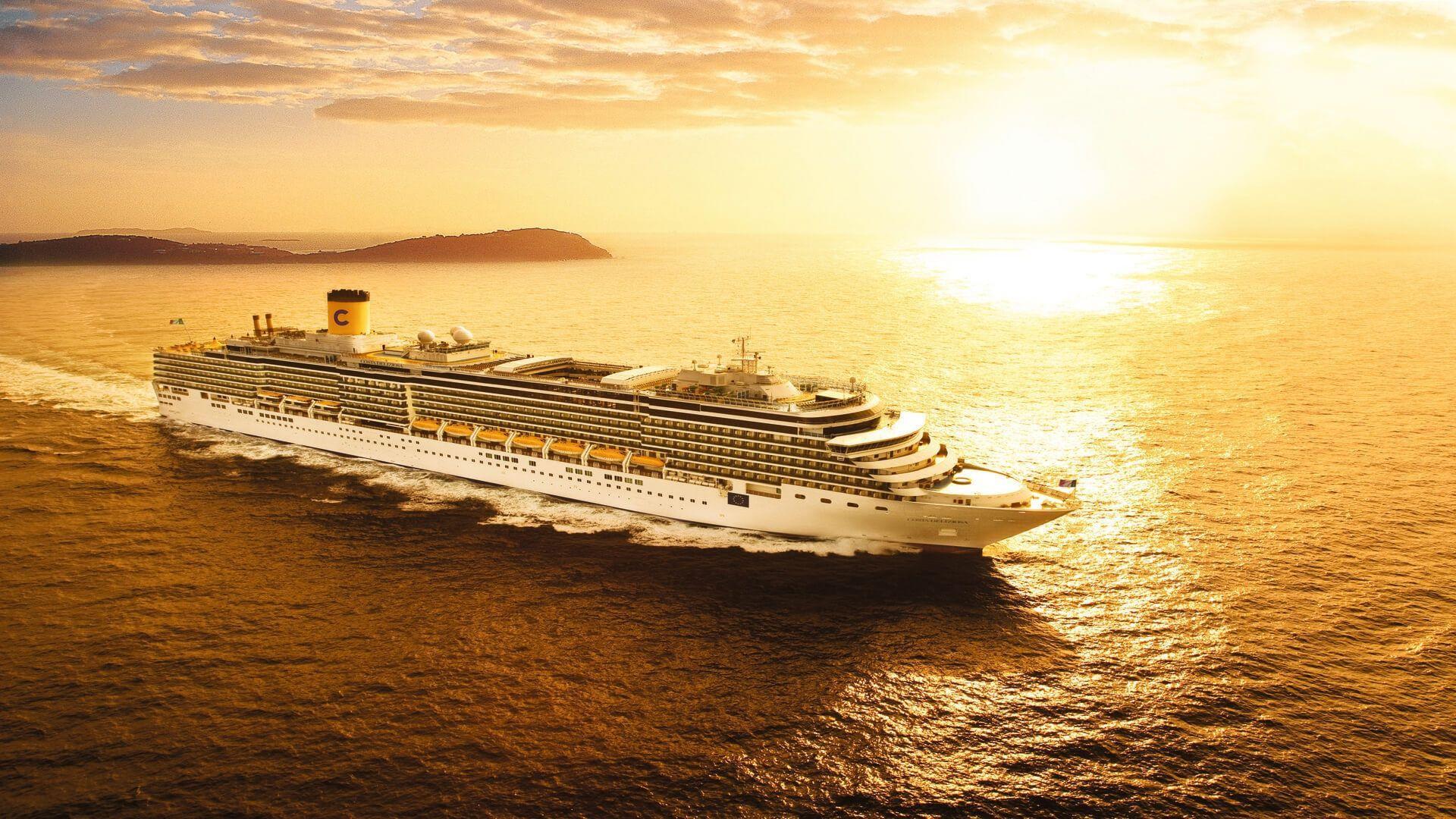Costa Deliziosa kruizinis laivas