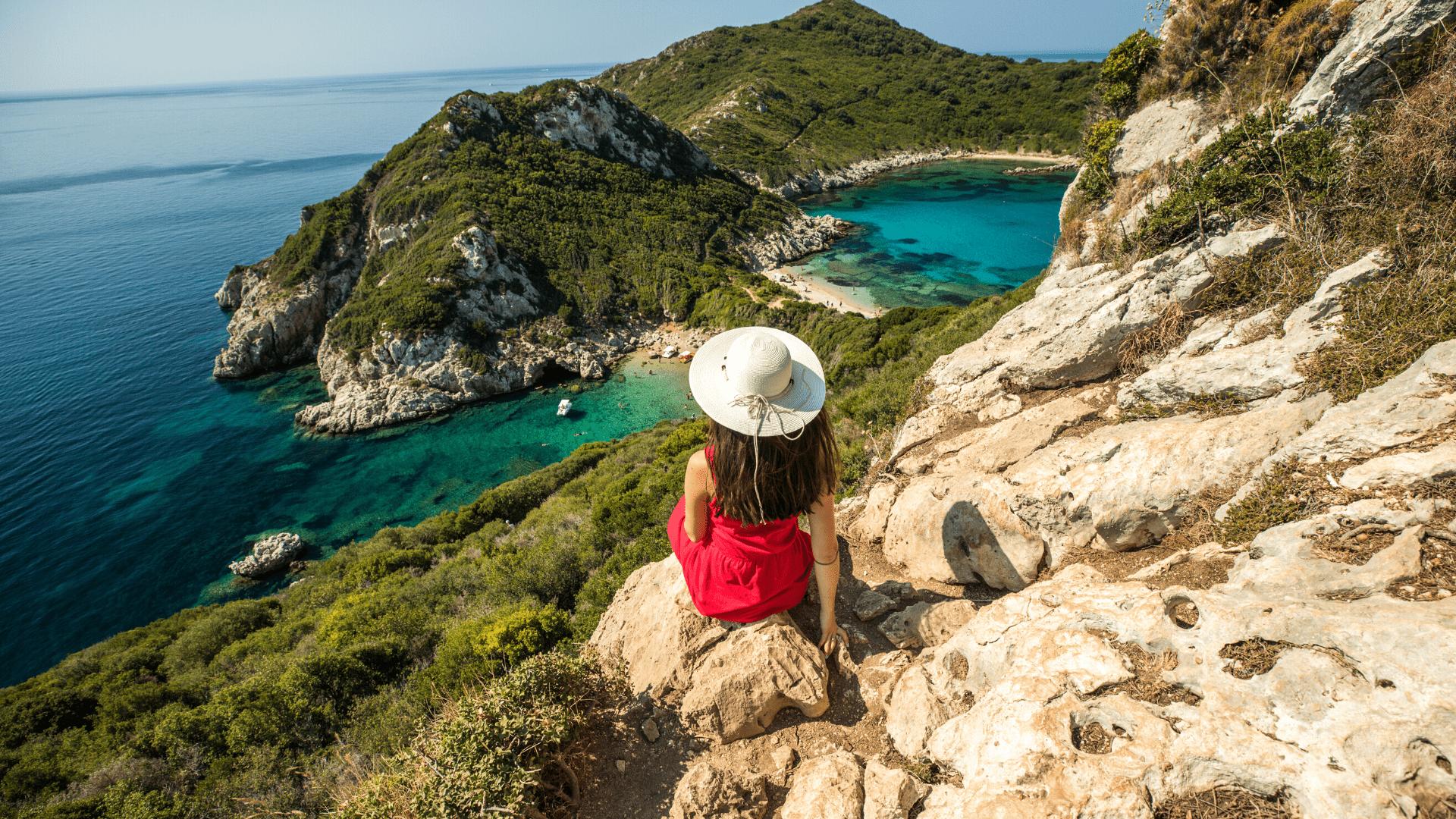 Leiskitės į nuotykius nuostabioje Korfu saloje