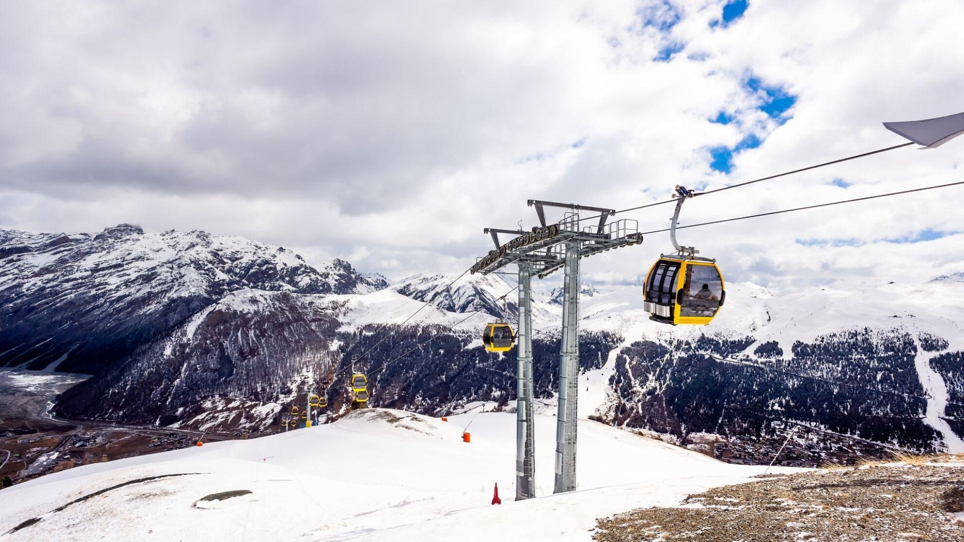 Livinjo slidinėjimo trasos