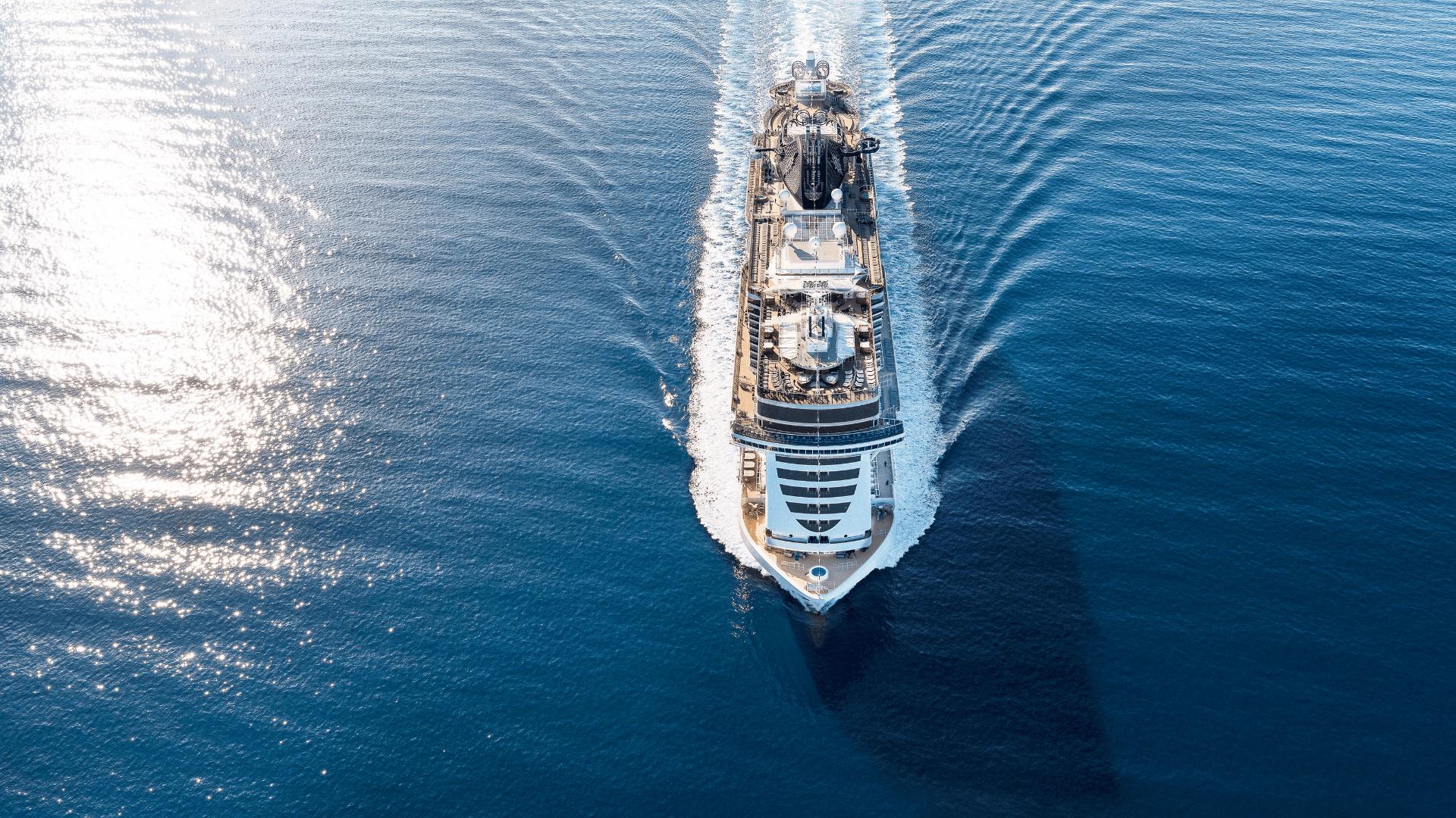 """""""MSC Seaside"""" kruizinis laivas"""