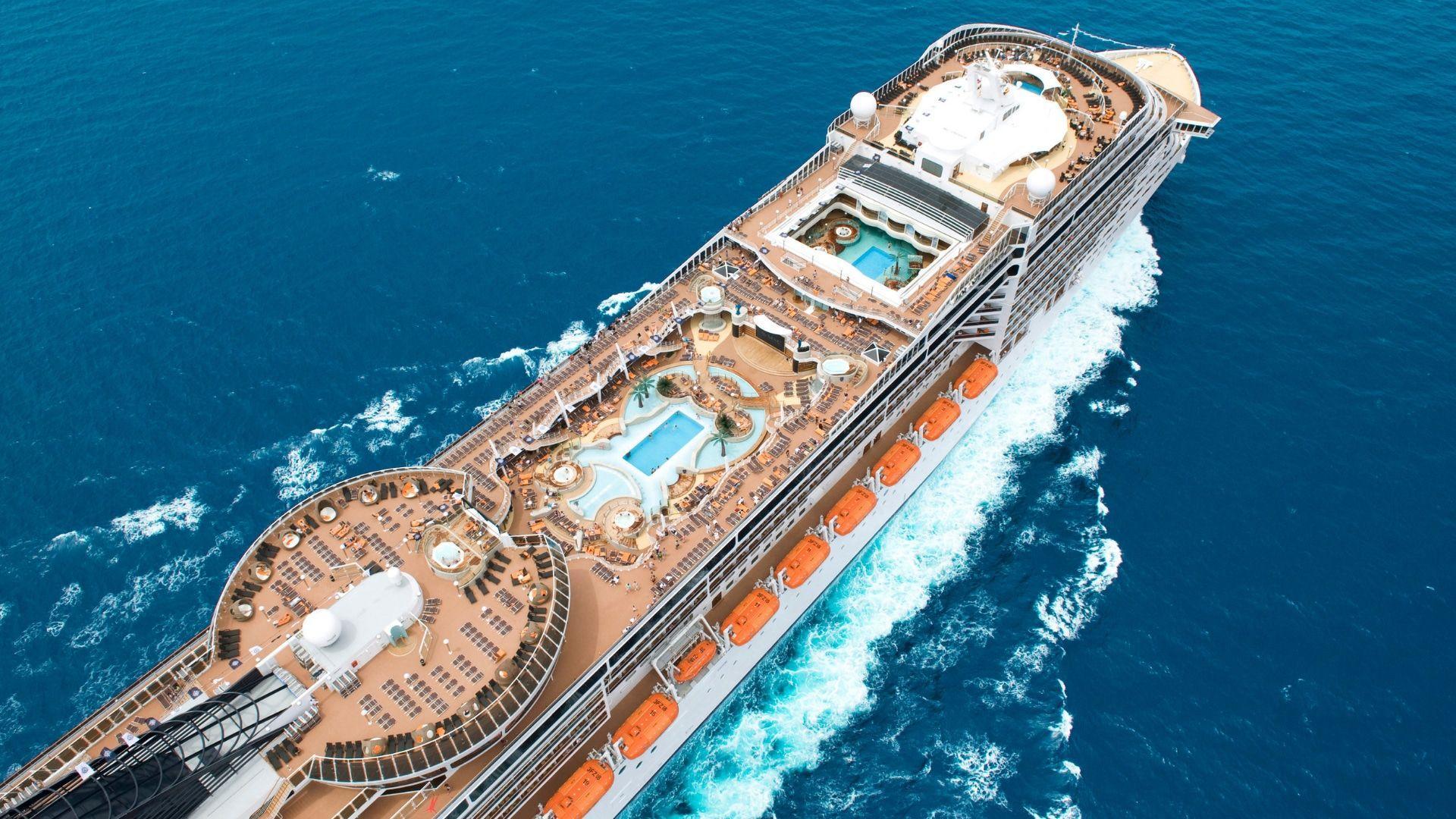 """MSC Splendida"" kruizinis laivas"