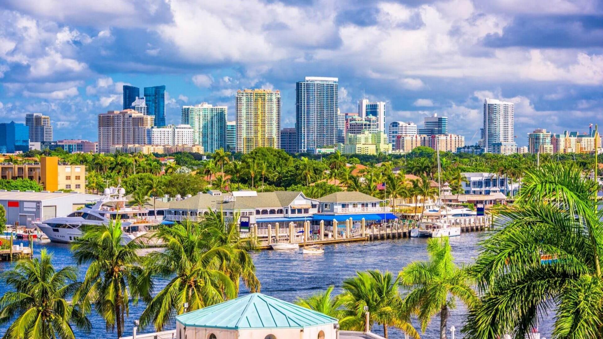 Kelionės pradžia - Majamis