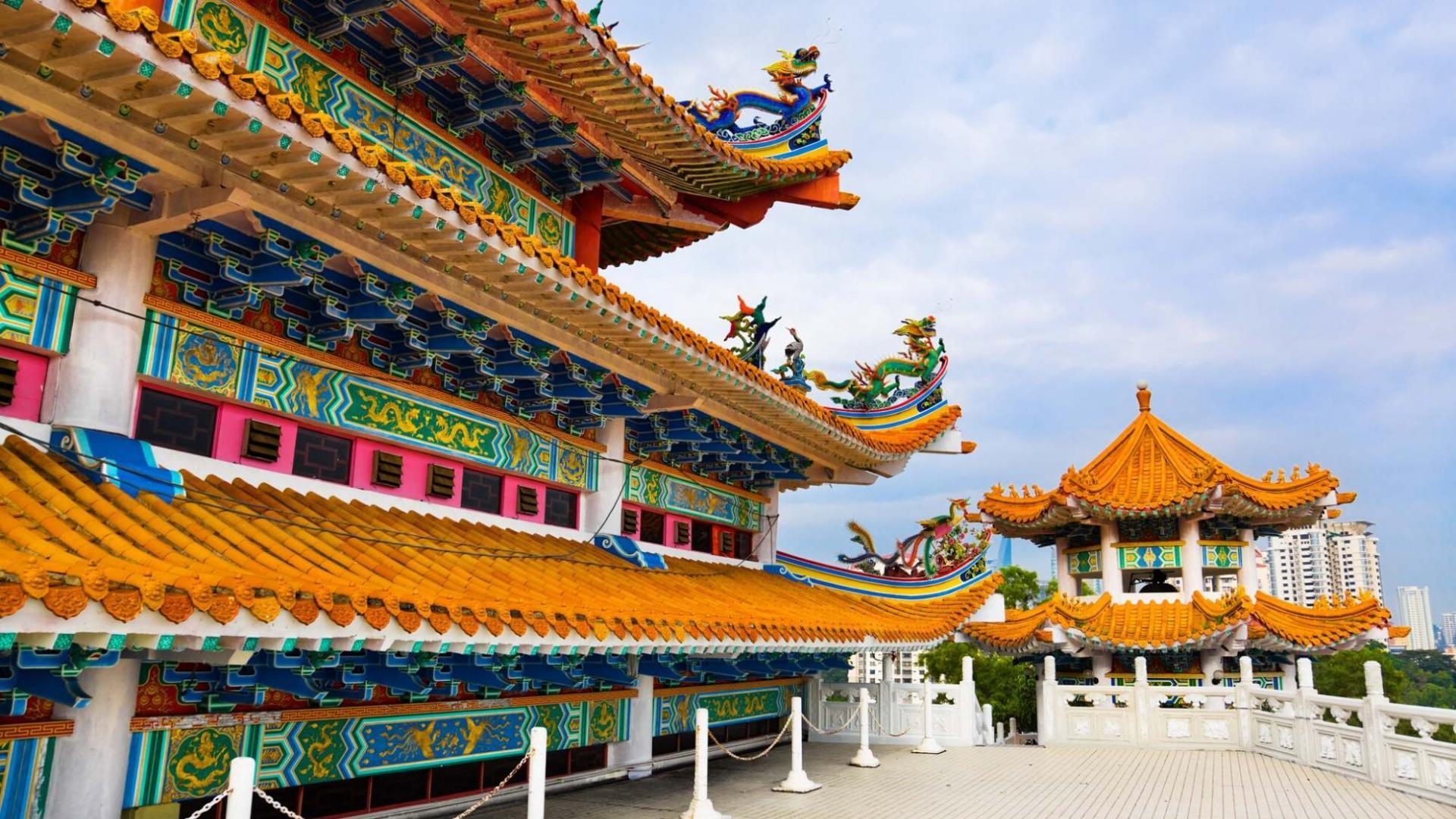 Margaspalvės šventyklos Kuala Lumpure