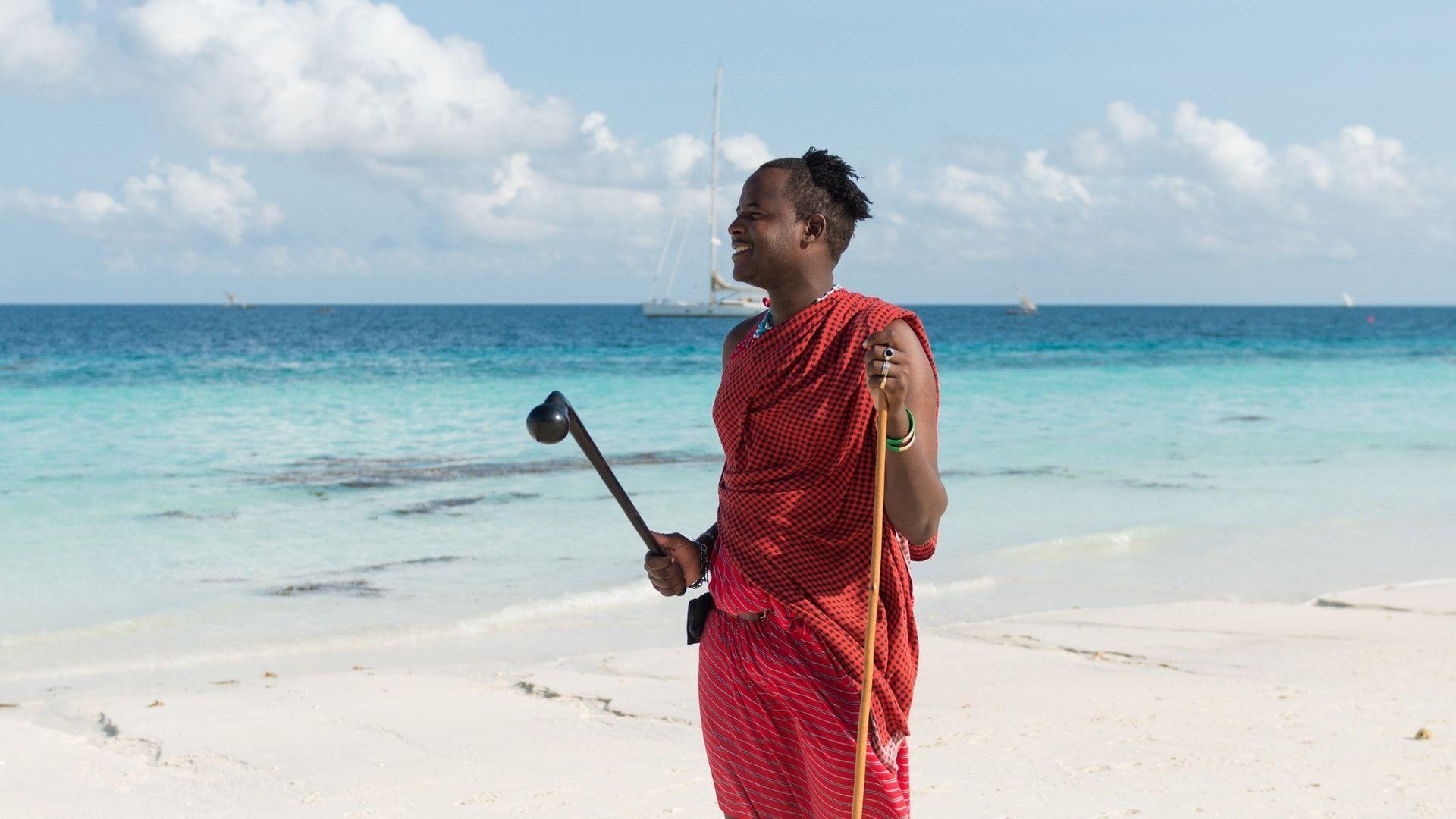 Masajų genties atstovas