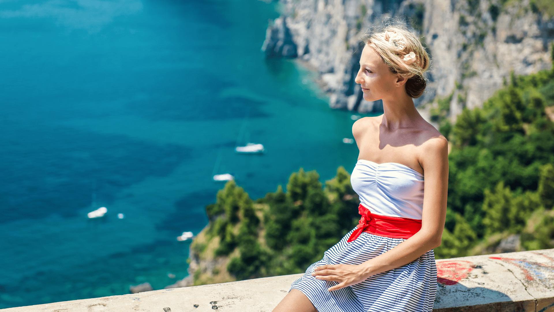 Keliautojus Italijoje stebina jos kraštovaizdis