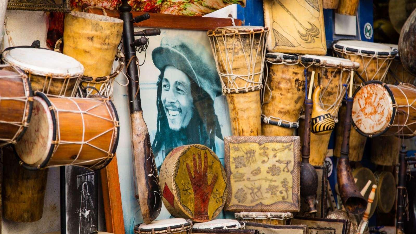 Muzikos legenda - Bob Marley