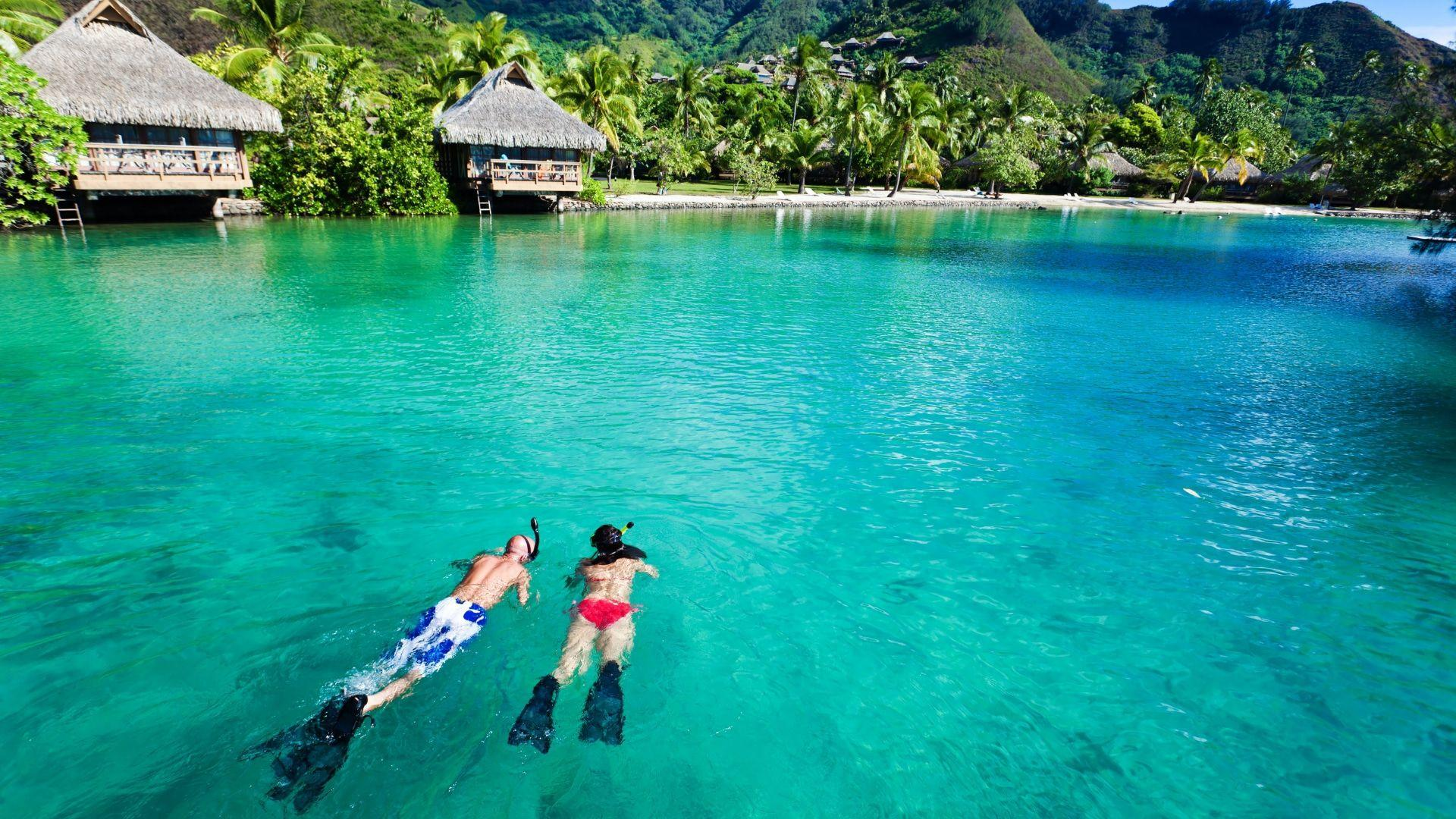 Nardymo malonumai Maldyvuose