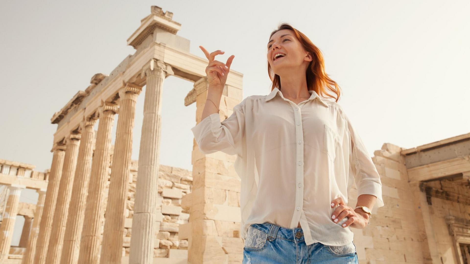 Nepamirštamos akimirkos pažintinėje kelionėje po Graikiją