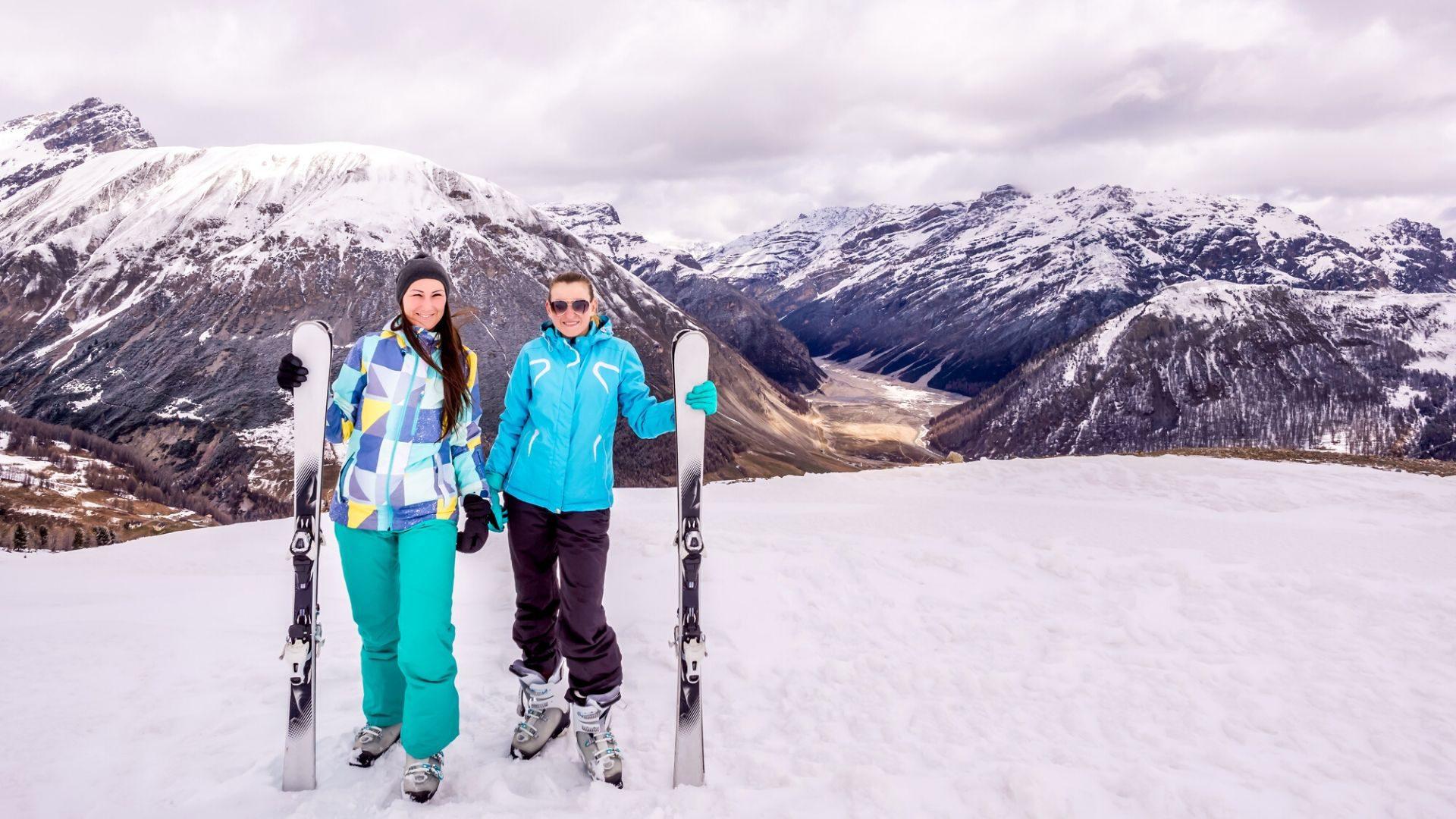 Nepamirštamos slidinėjimo atostogų akimirkos
