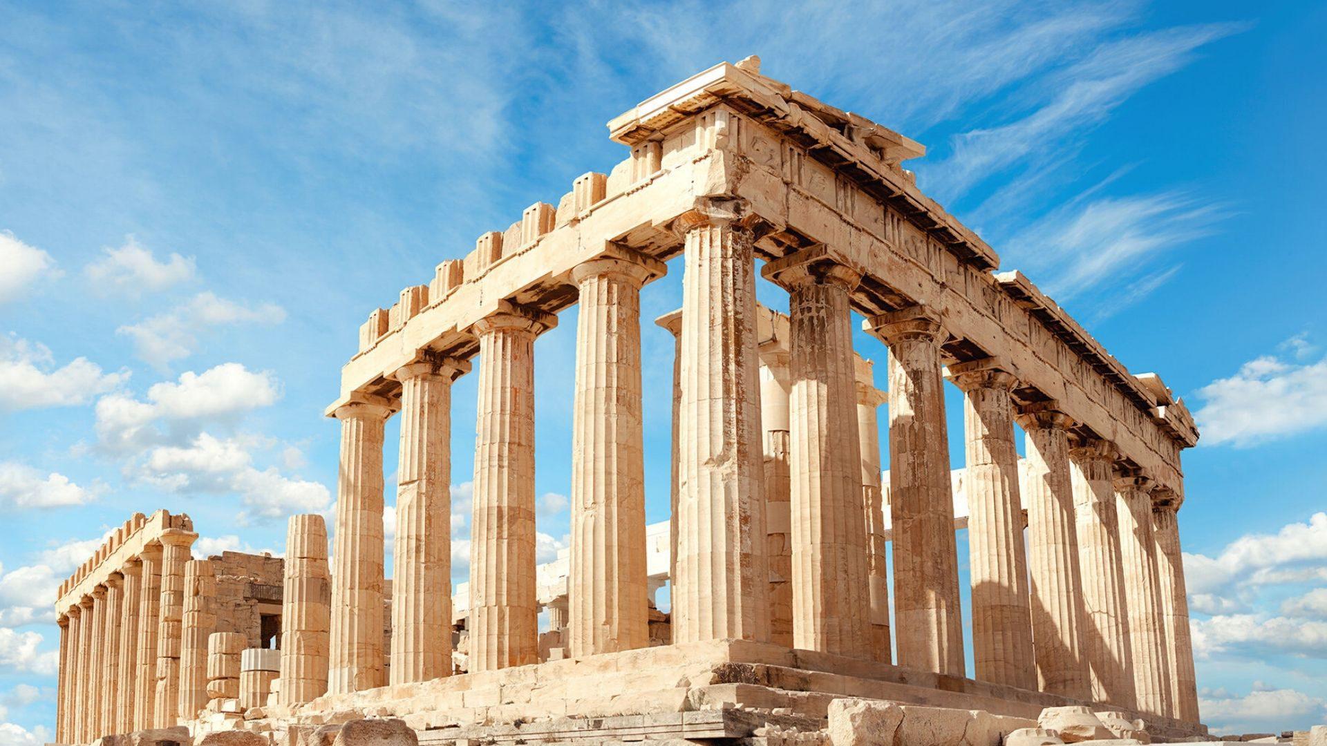 Nuostabusis Panteonas - tikra Atėnų pažiba