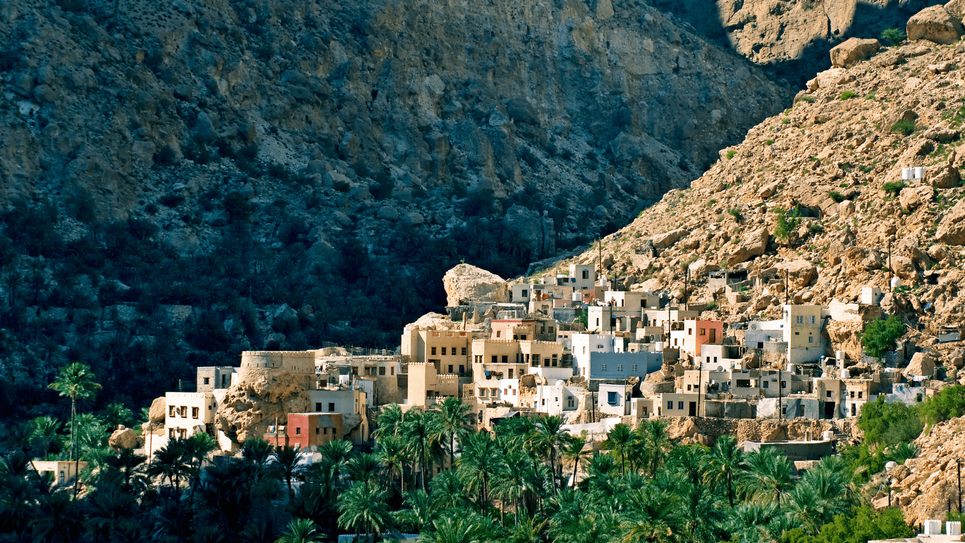 Pasakiškas Omanas