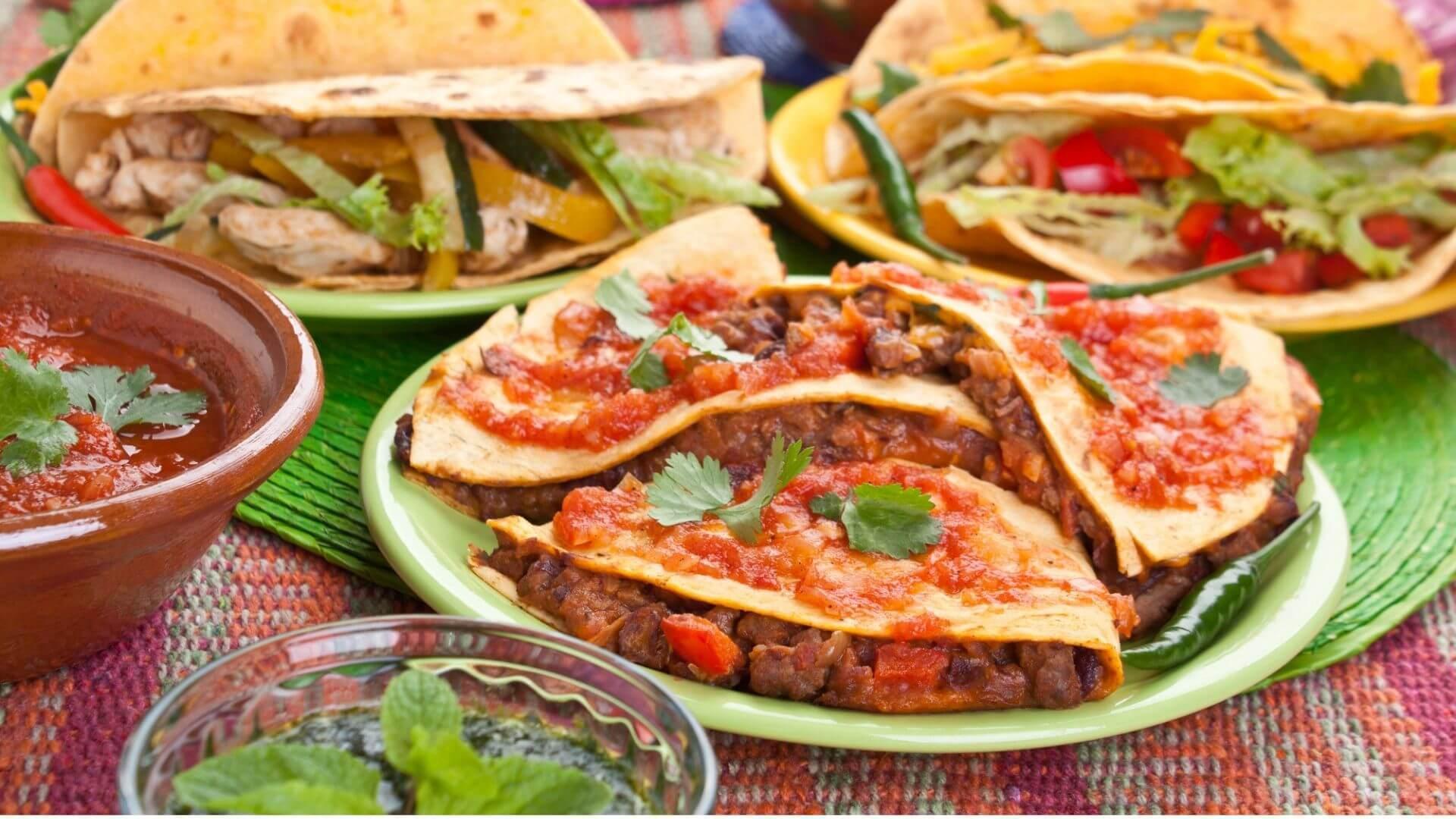 Pasaulyje garsi meksikiečių virtuvė