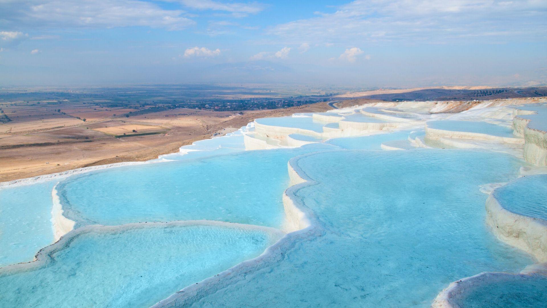 Pažintinė kelionė į Turkiją - puiki proga aplankyti gražiausius šalies gamtos kampelius