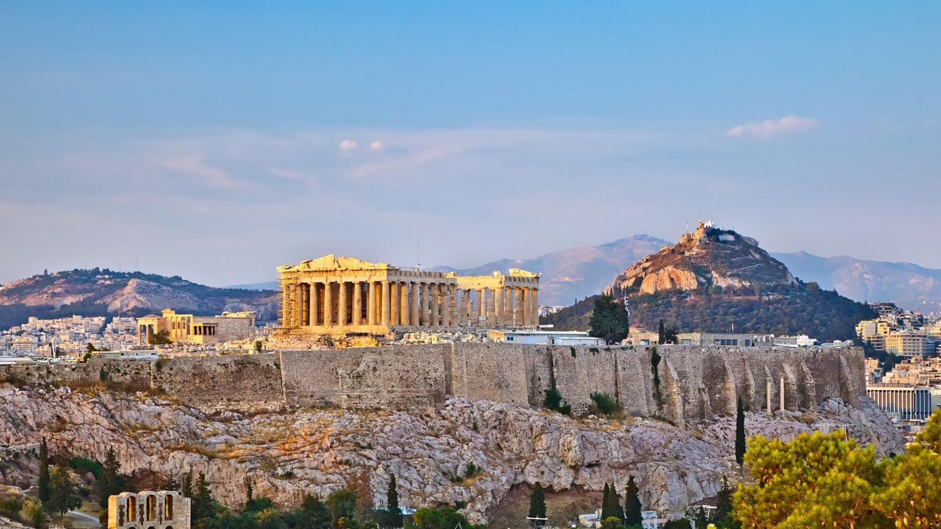 Pažintinės kelionės į Graikiją metu aplankysite Atėnų įžymybes