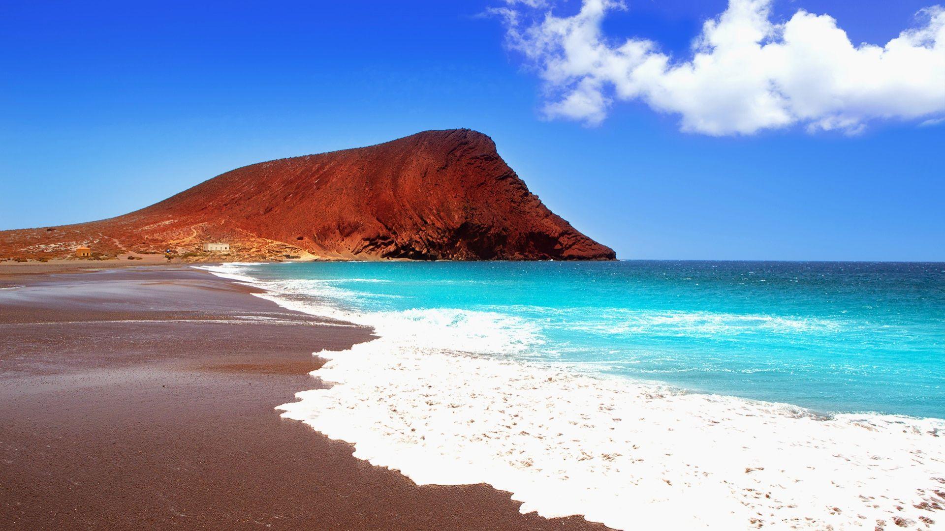 """Playa de la Tejita"" paplūdimys"