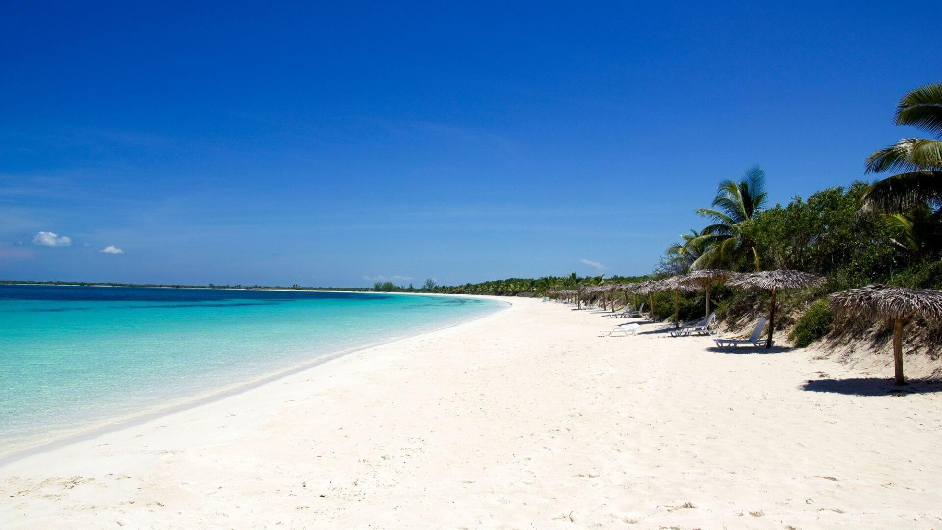 Poilsinės kelionės į Kubą metu Jūsų laukia kerinčio grožio paplūdimiai