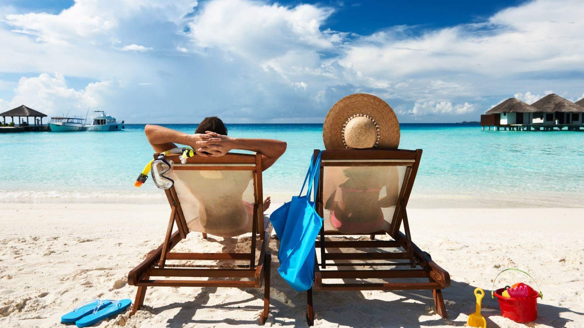 Mėgaukitės poilsiu paplūdimiuose laisvu nuo darbo metu