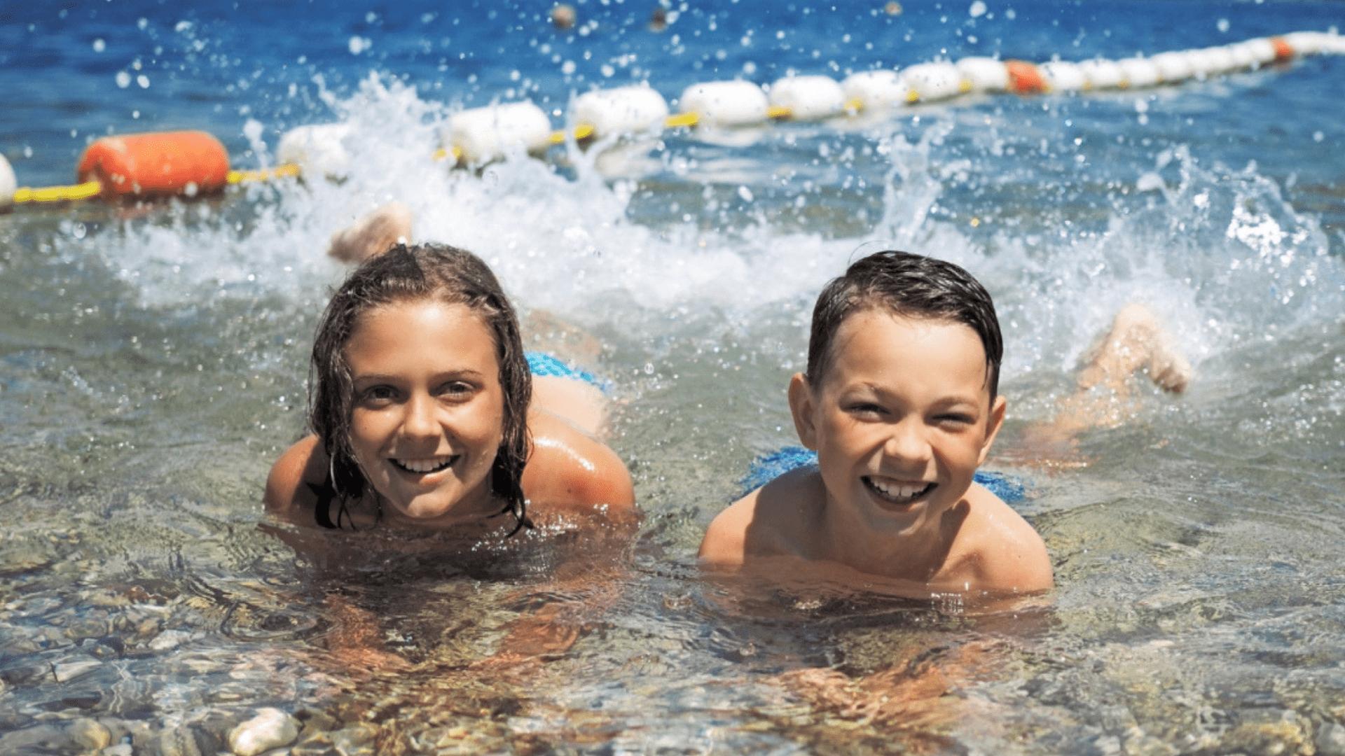 Poilsis prie Adrijos jūros bus įsmintinas ir vaikams ir saugusiems