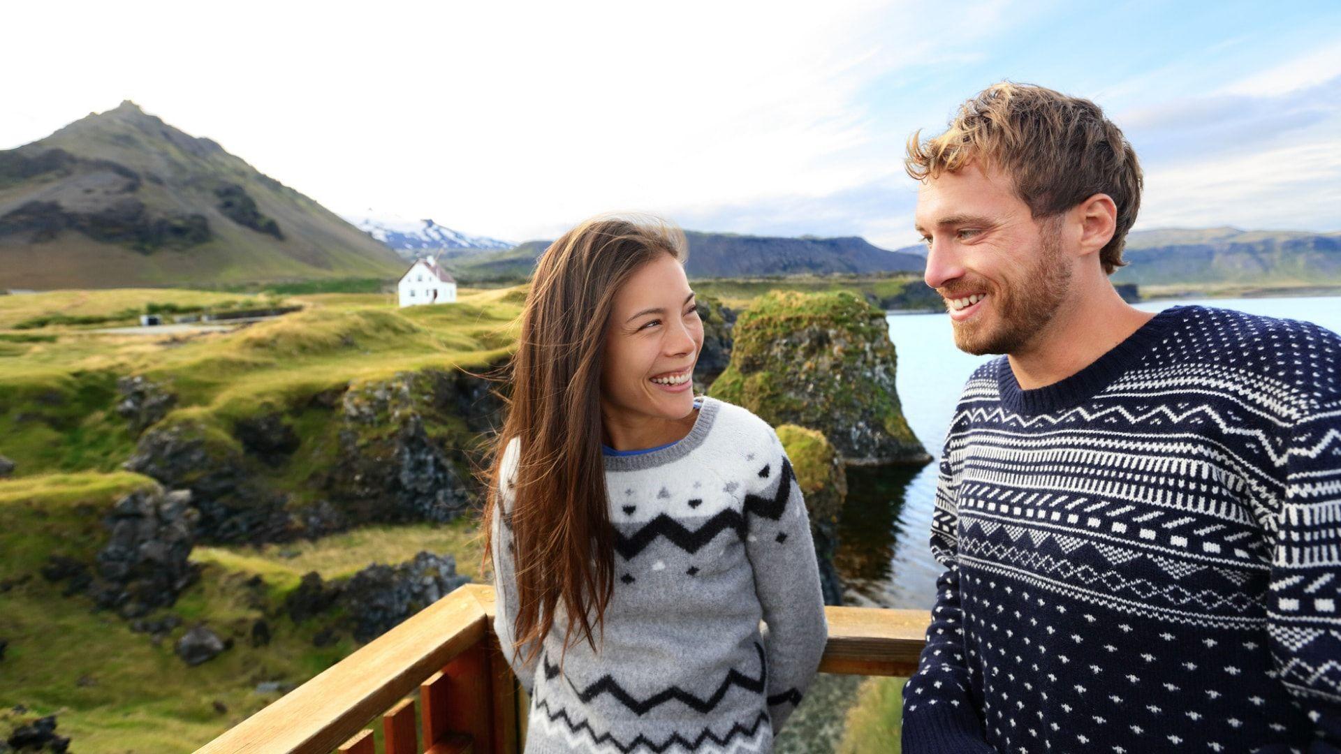 Pora keliautojų Islandijoje