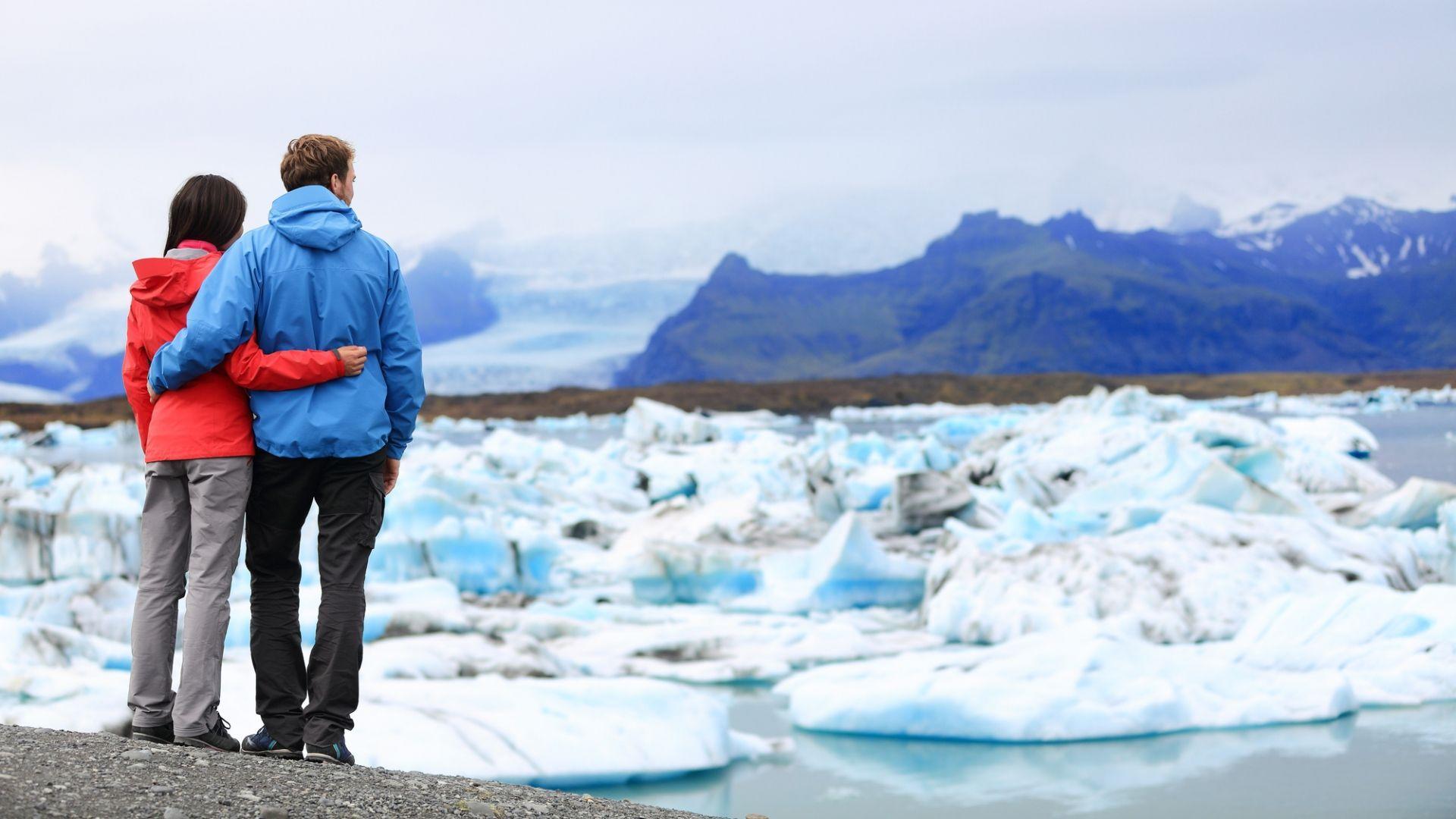 Žavingi Islandijos kraštovaizdžiai