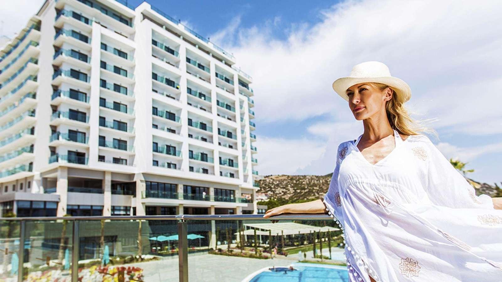 """Prabangus poilsis Turkijos kurorte, """"Amara Sealight Elite"""" 5* viešbutyje."""