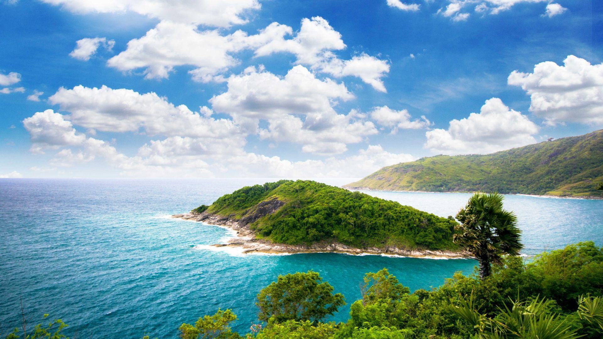 Žalioji Puketo sala