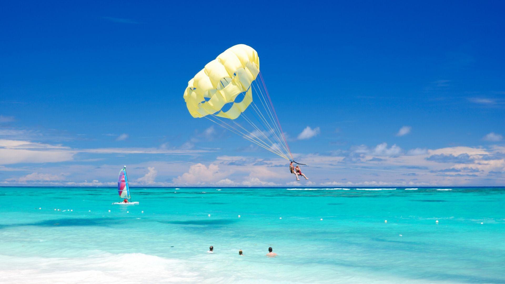 Punta Kanos kurortas - ideali vieta įvairiausioms vandens pramogoms