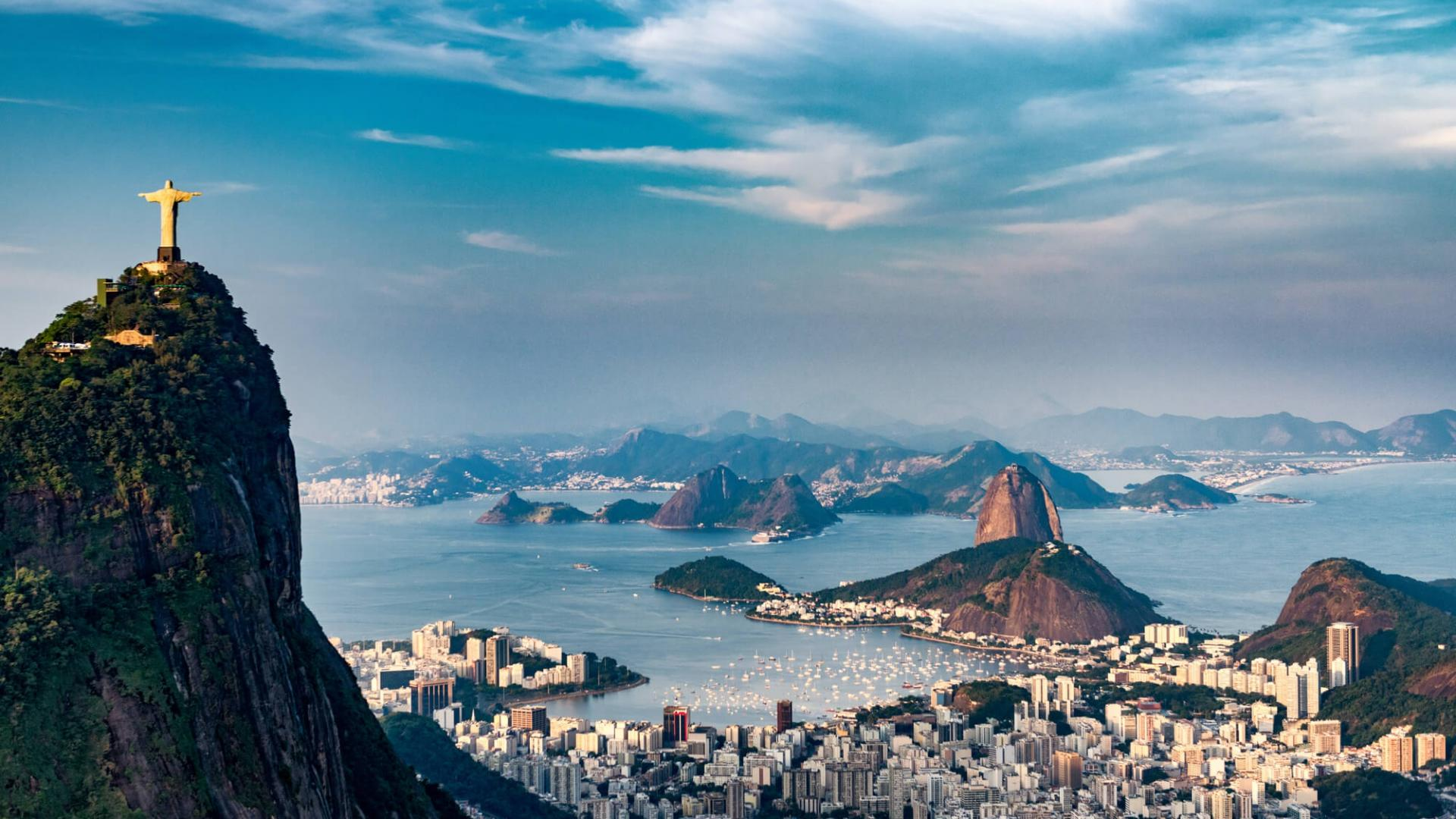 Rio de Žaneiro panorama