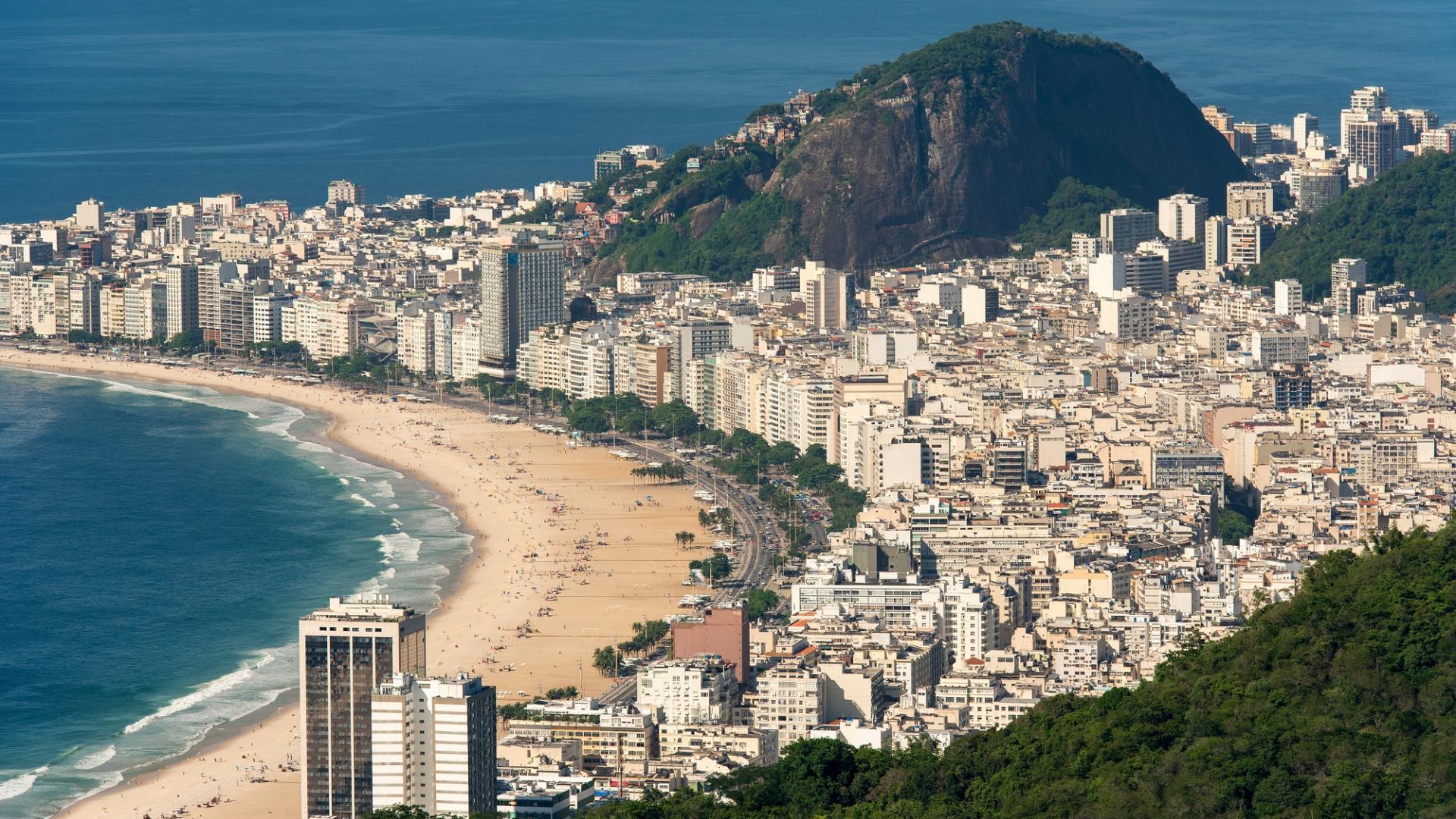 Rio de Žaneiro paplūdimiai