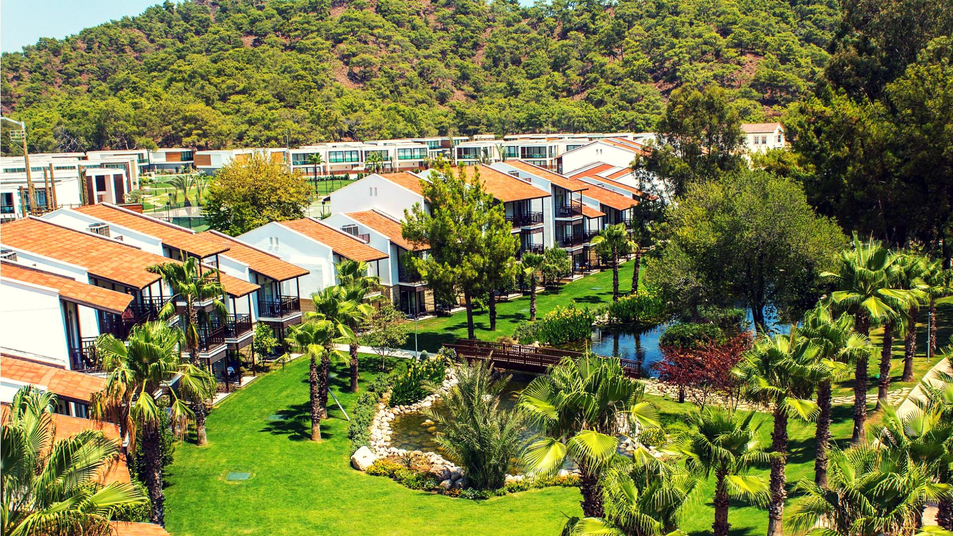 Rixos Premium Tekirova viešbučio sodas