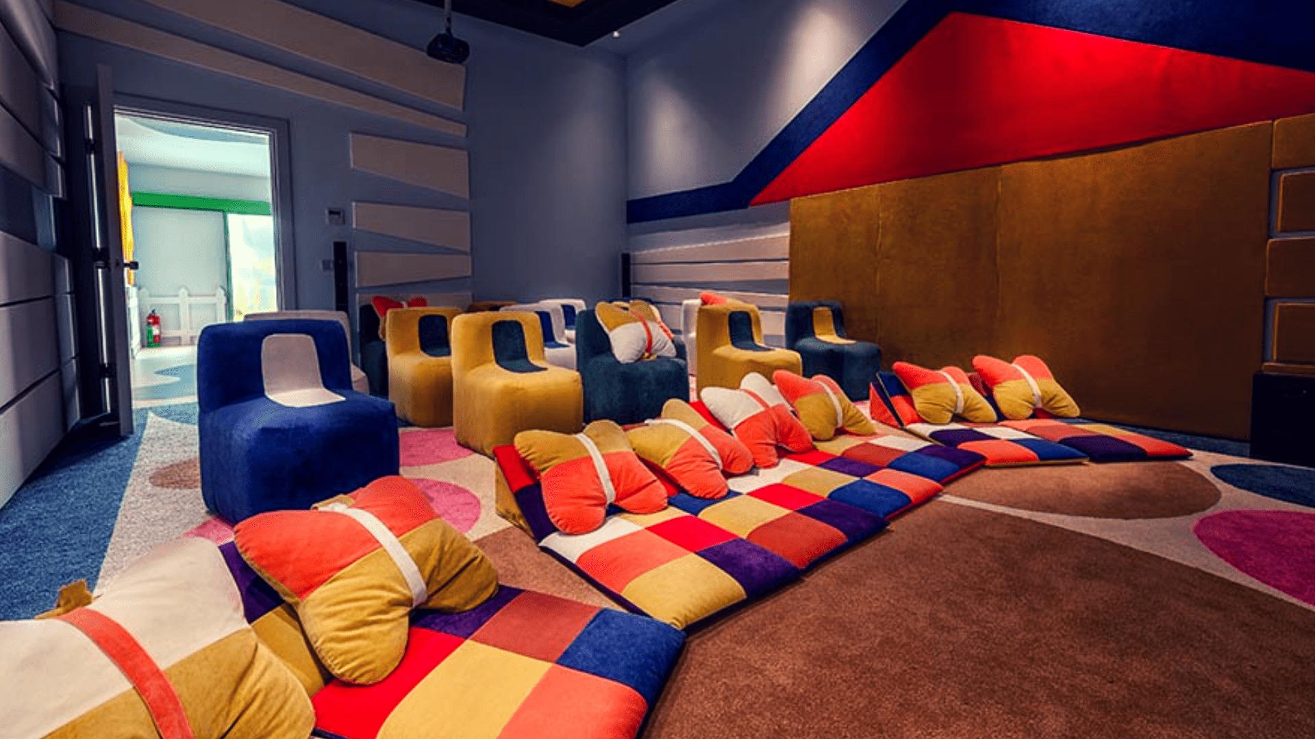 Rixos Premium Tekirova viešbučio vaikų klubas