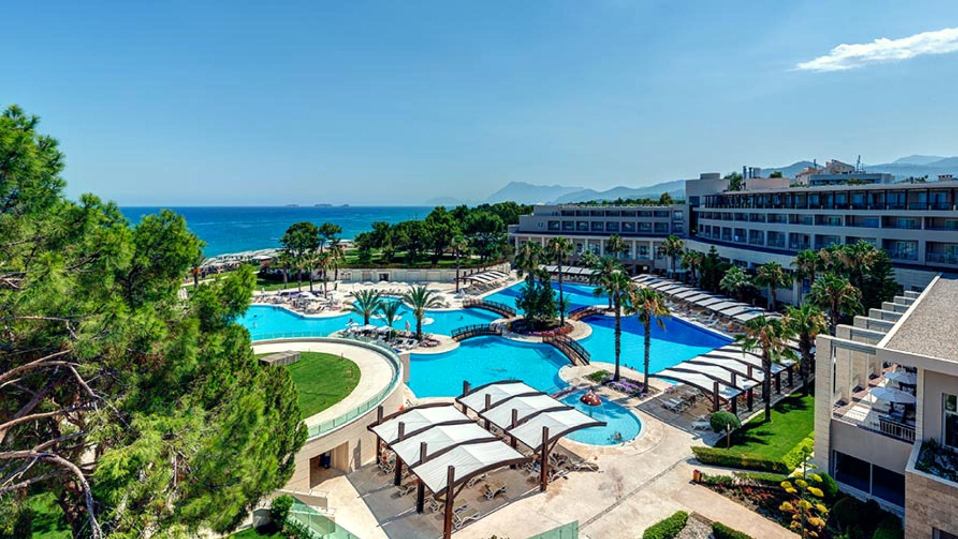 Rixos Premium Tekirova viešbutis