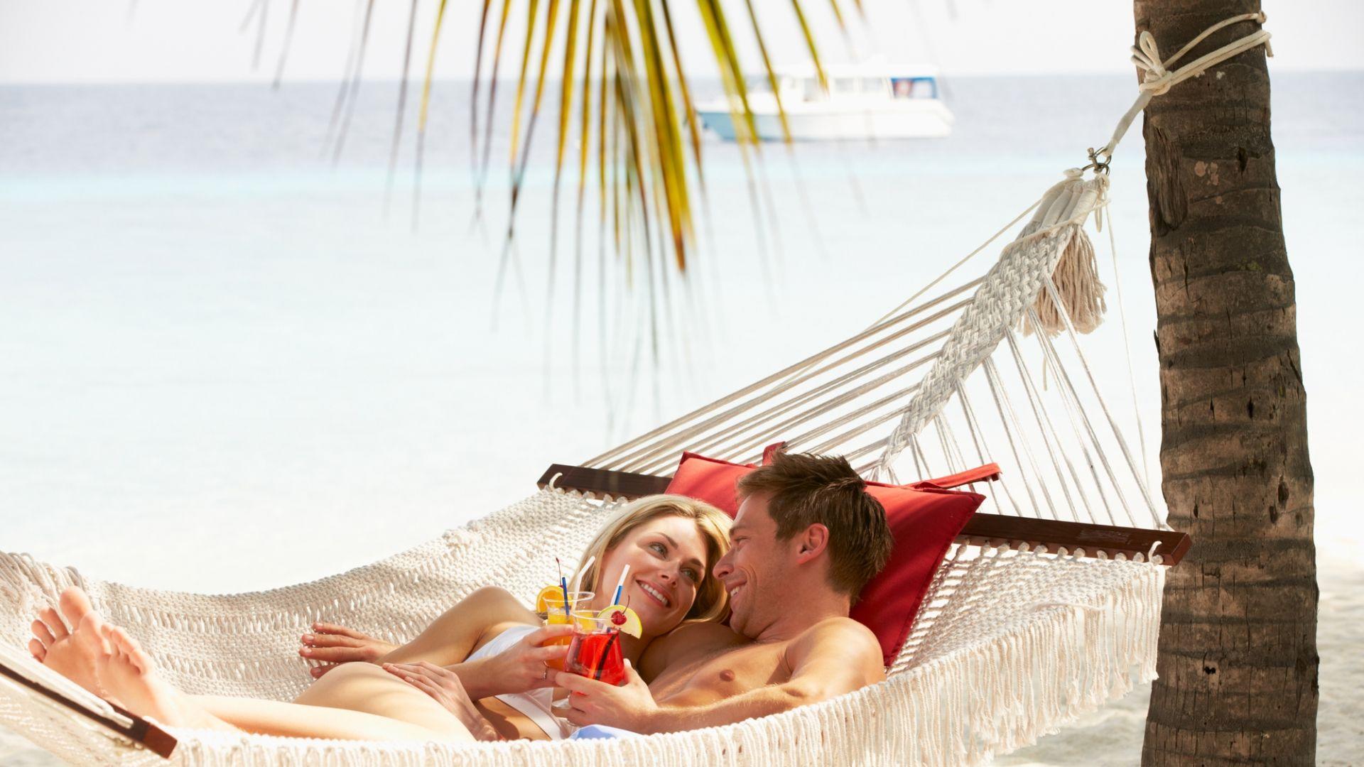 Romantiška atostogų akimirka