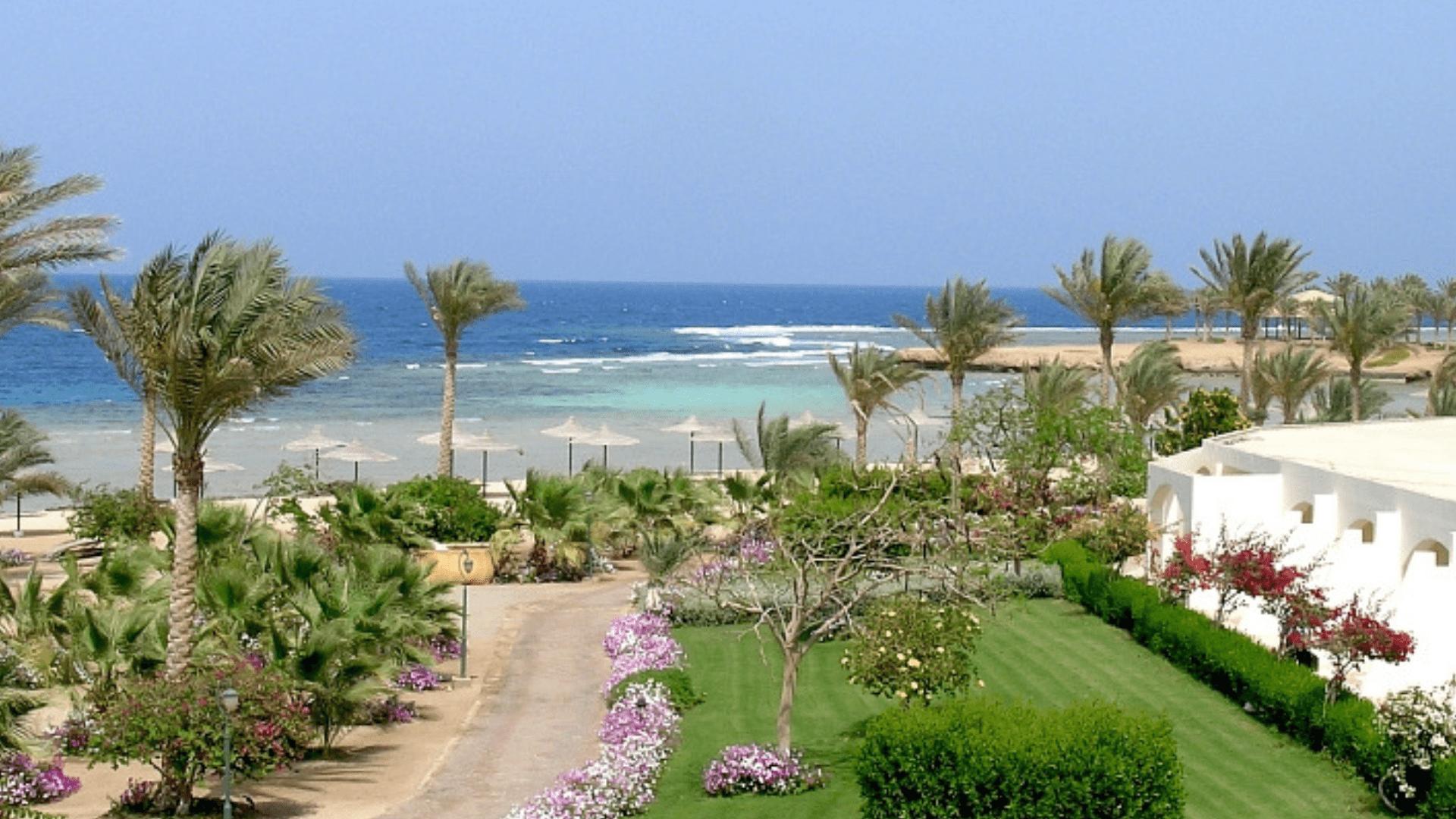 Panorama iš Royal Brayka Resort viešbučio