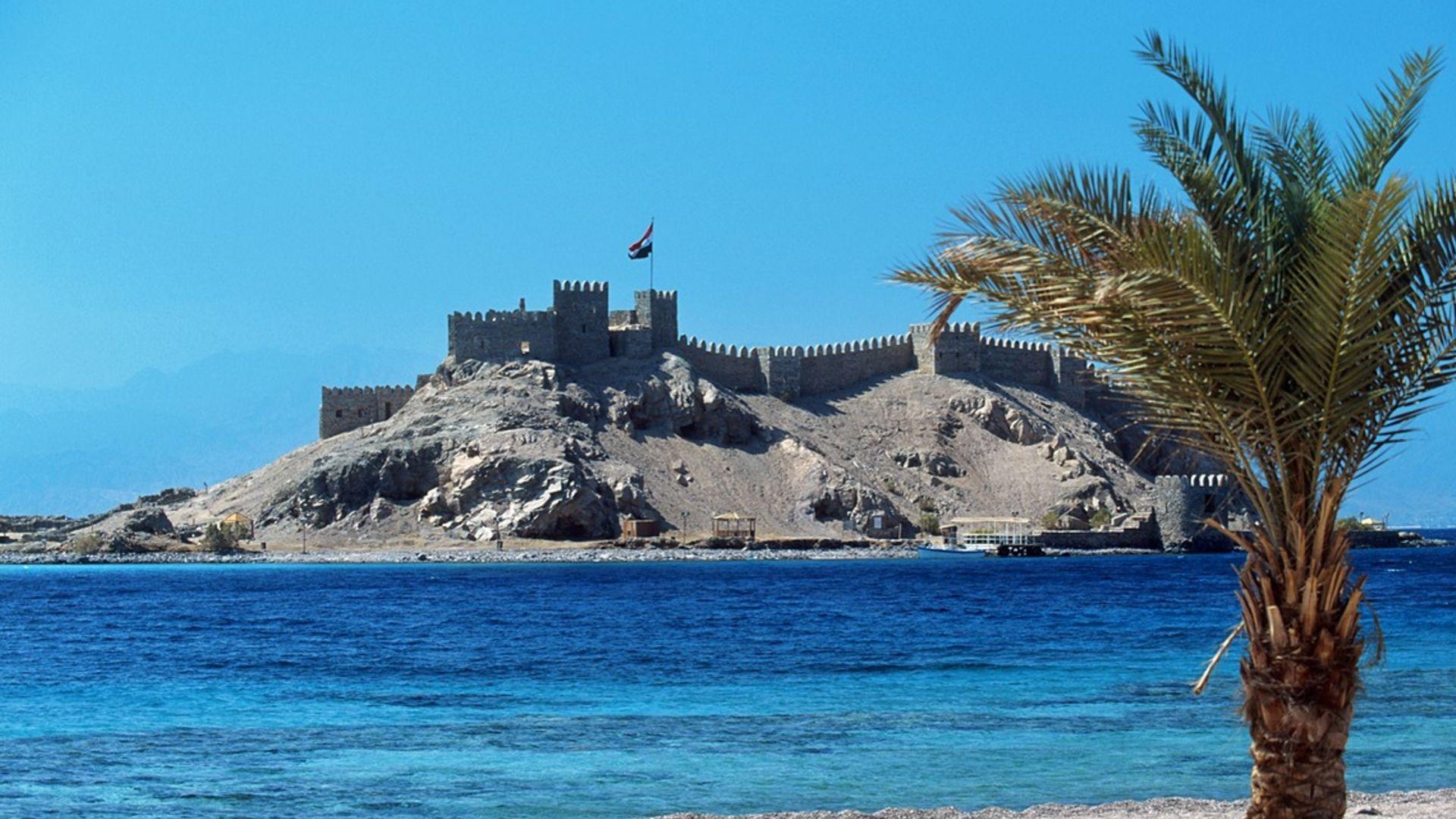 Saladino pilis Taboje