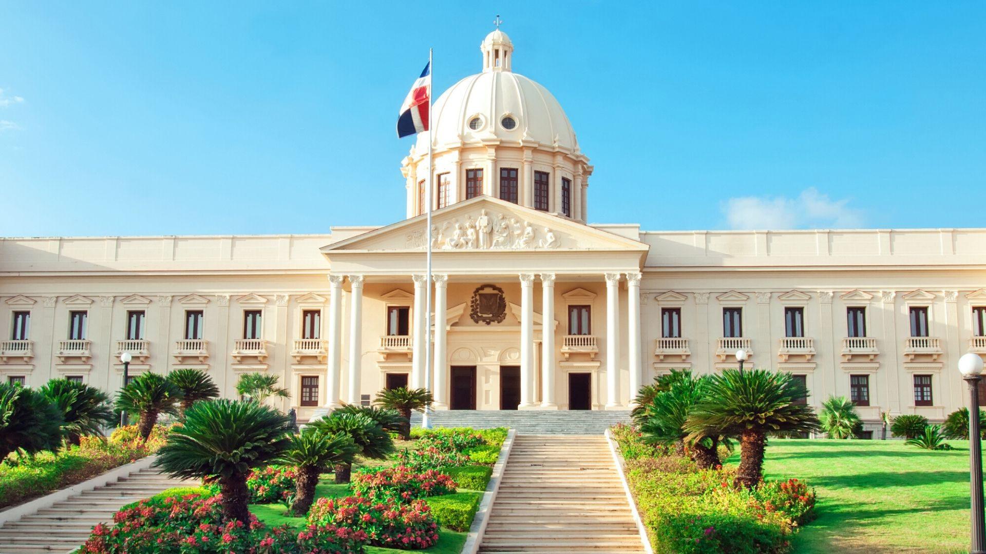 Santo Dominge esantys Nacionaliniai Rūmai