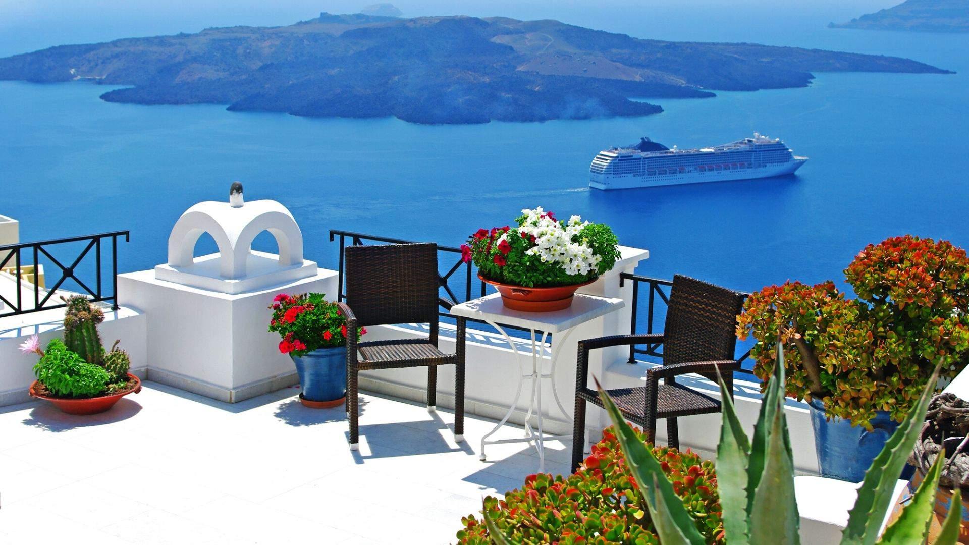 Santorini – tikras Graikijos perlas