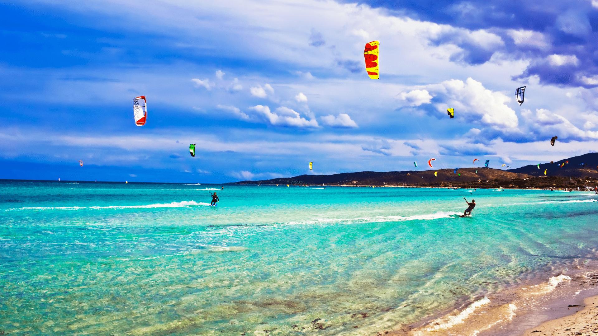 Sardinija - rojus aktyvaus poilsio mėgėjams