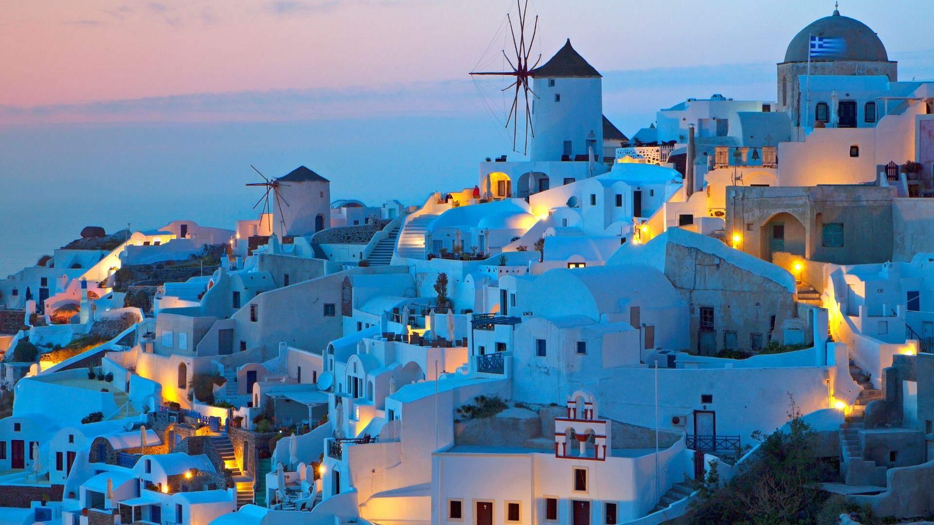 Saulėlydžiai Santorini – vieni gražiausių pasaulyje