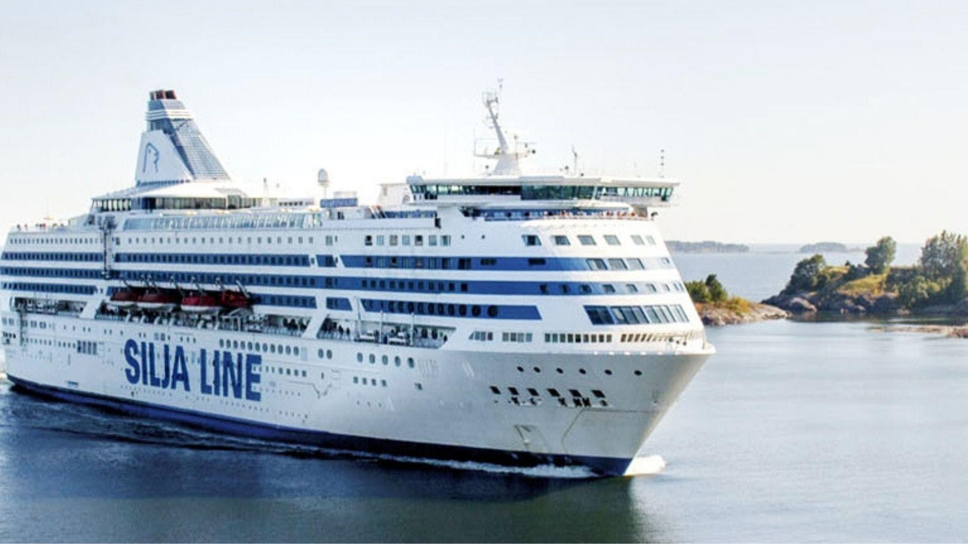 Silja Serenade kruizinis laivas