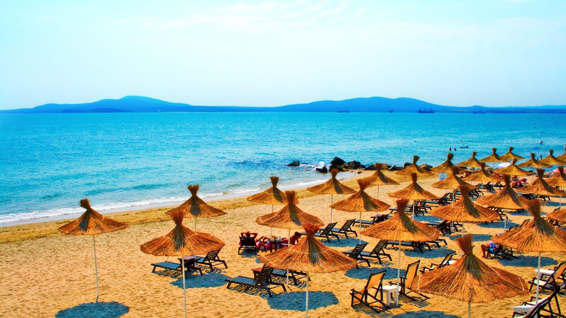 Smėlėtas paplūdimys
