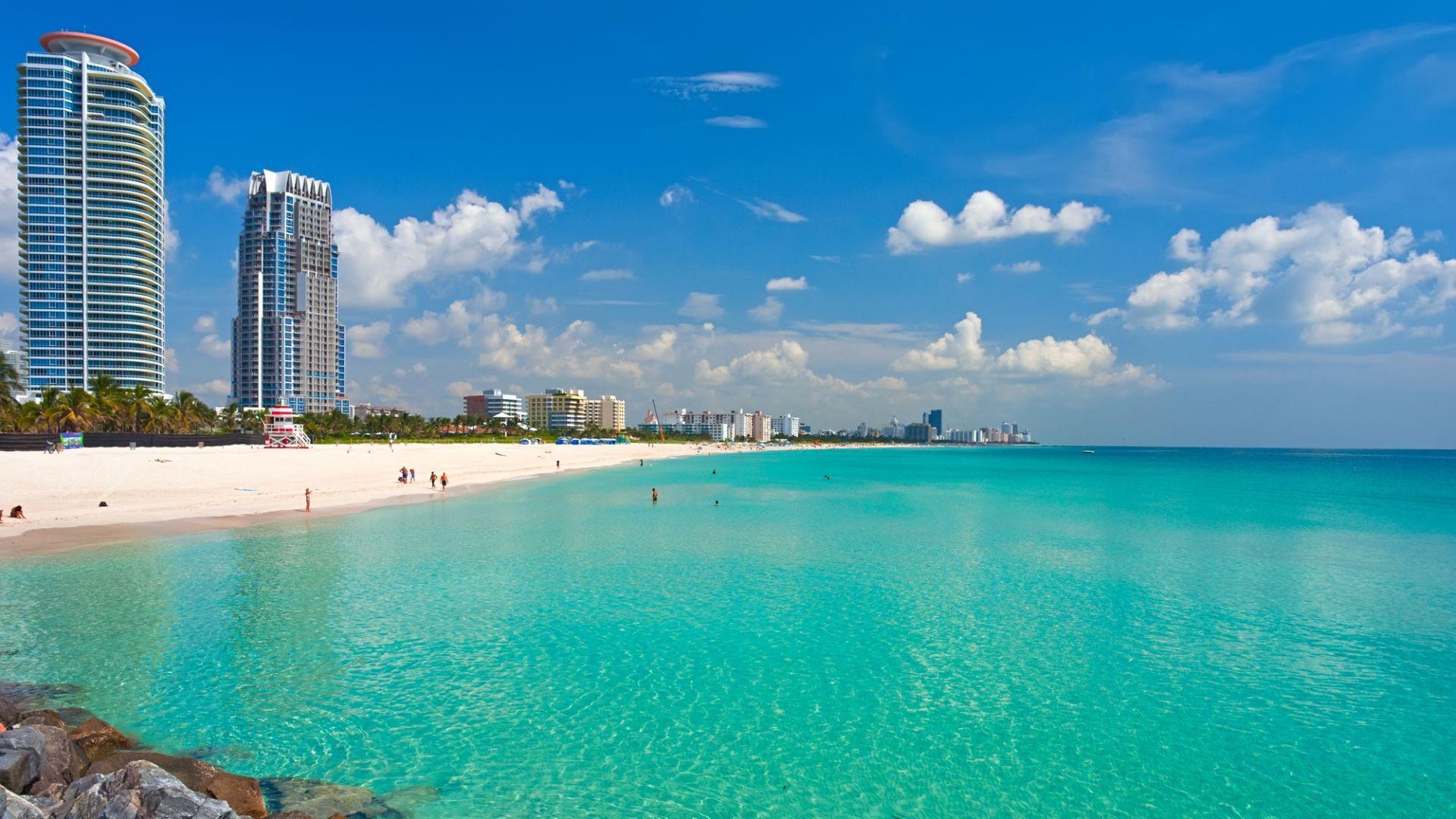 South Beach, Majamis