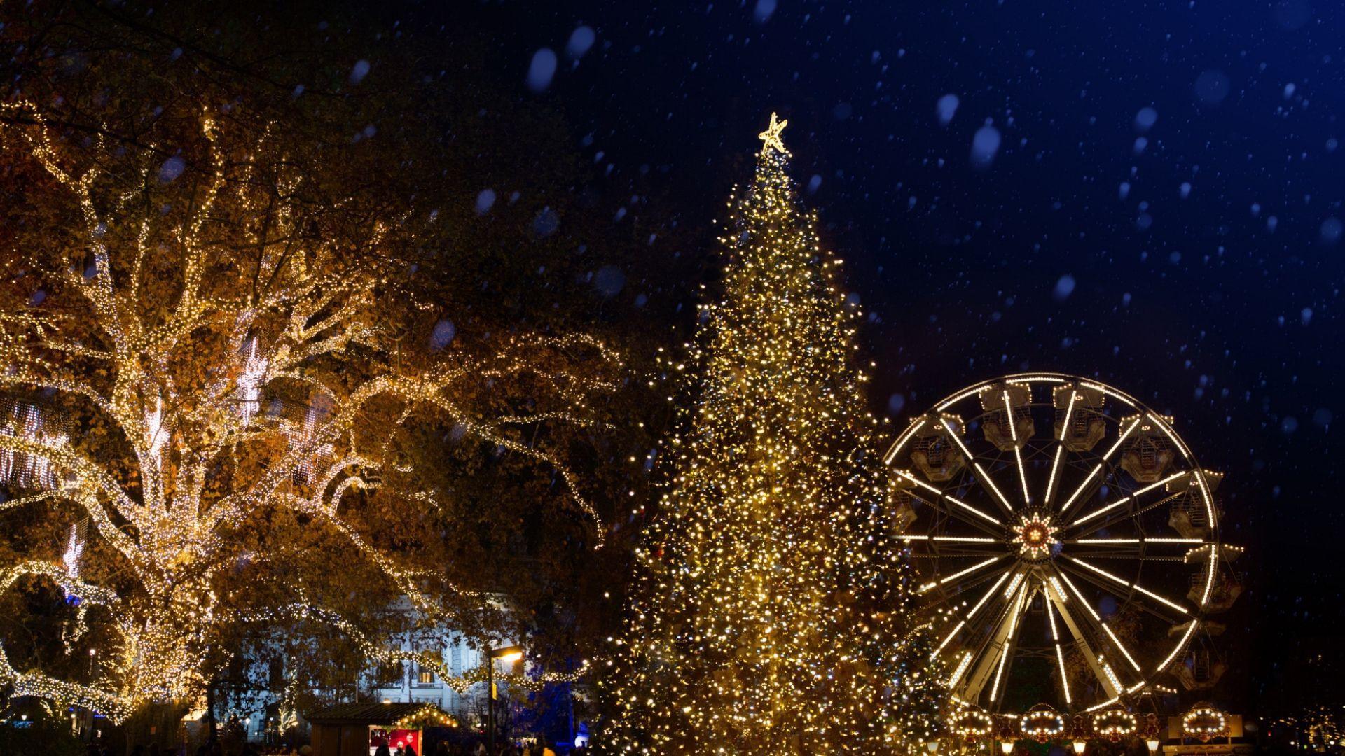 Stebuklu dvelkiančios Kalėdos