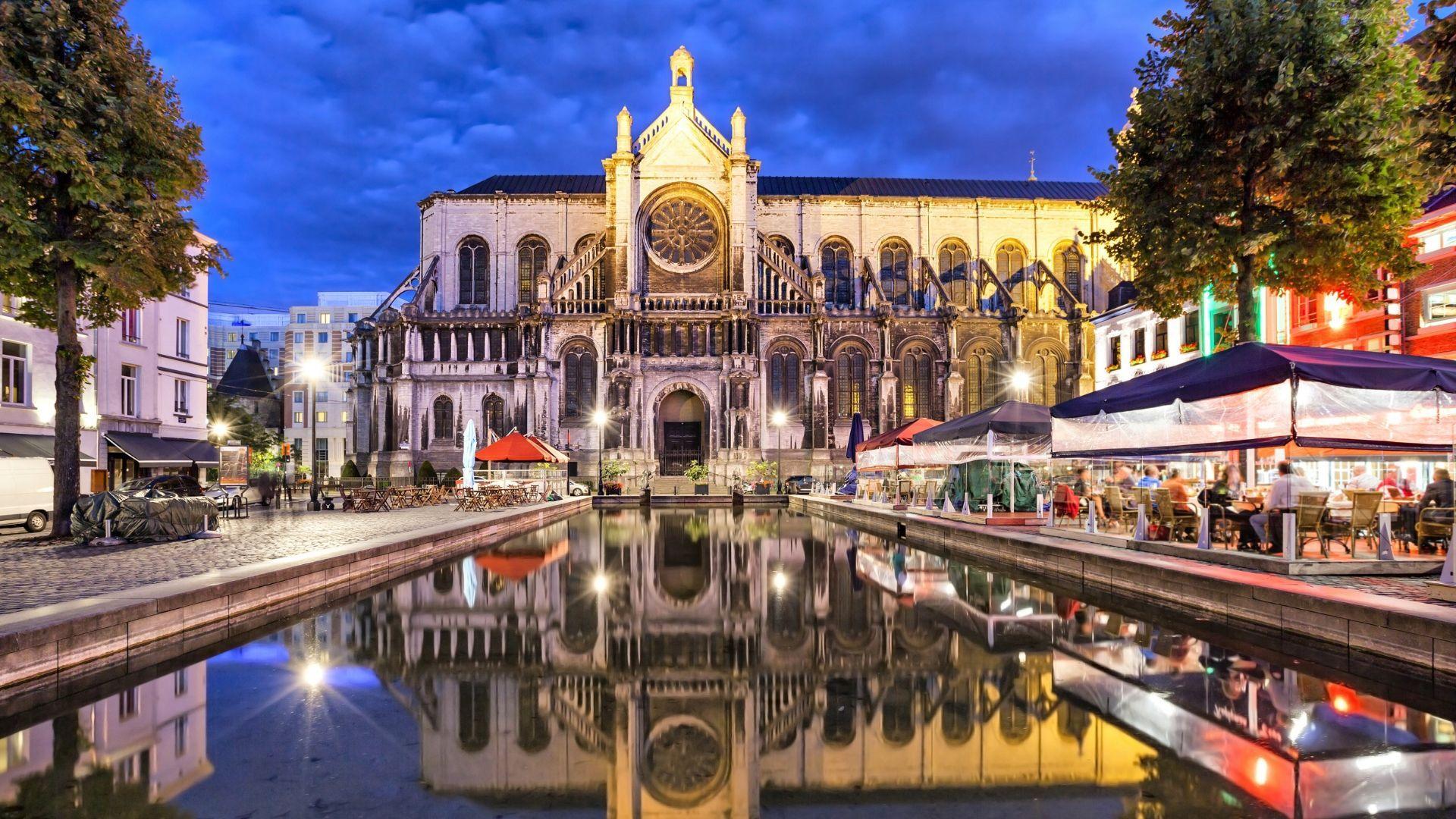 Šventos Kotrynos bažnyčia, Briuselis